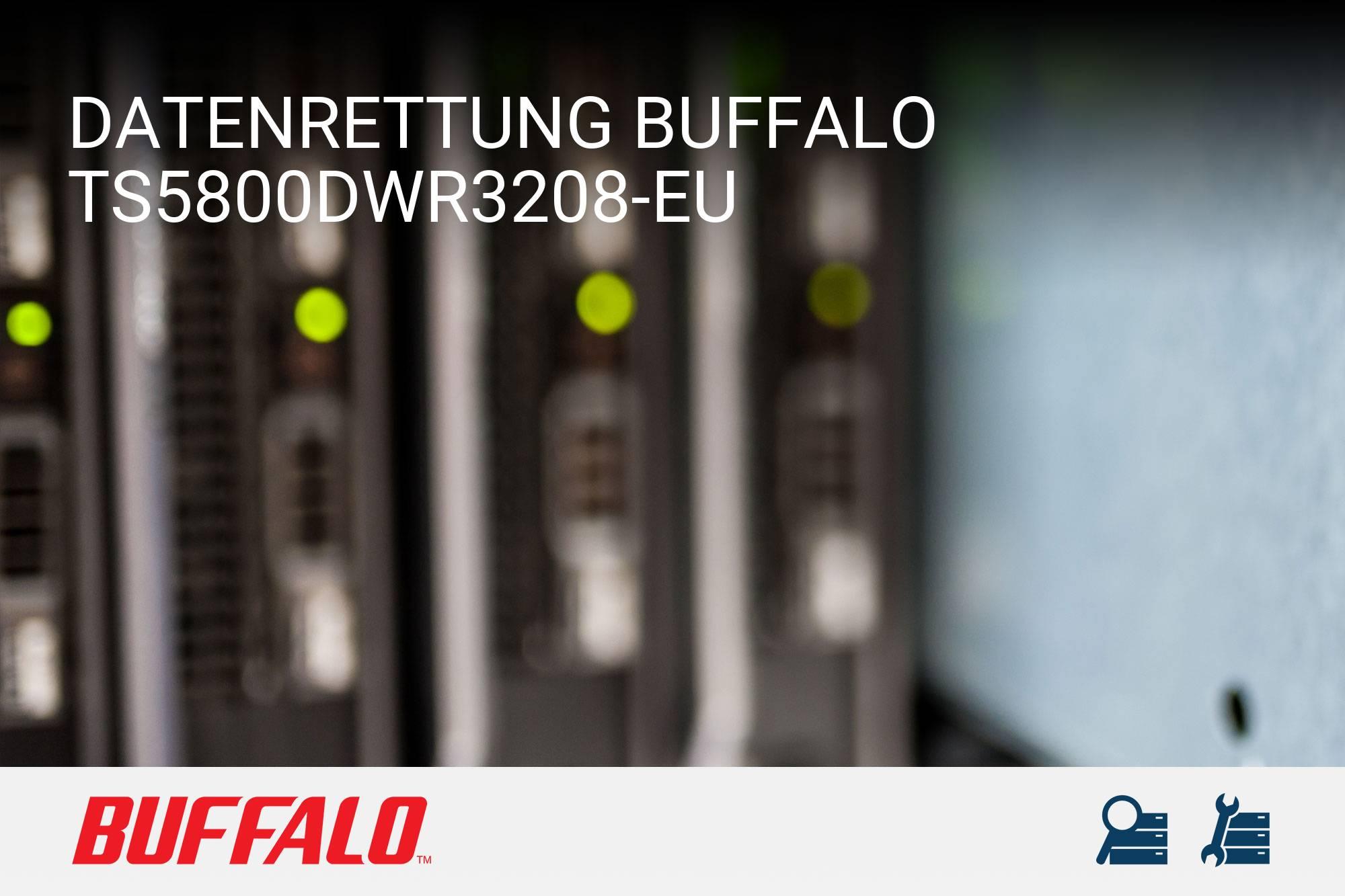 Buffalo TS5800DWR3208-EU