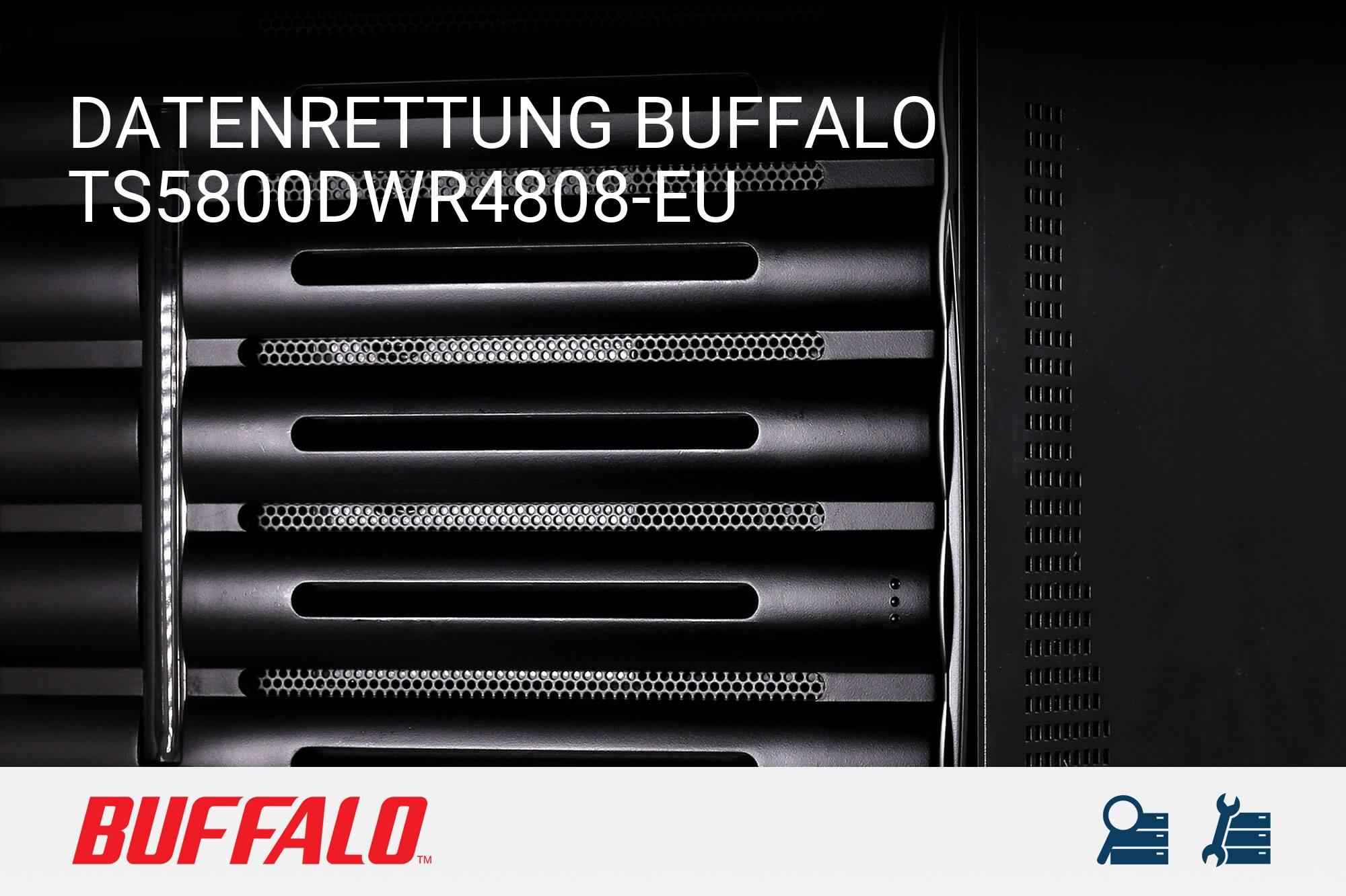 Buffalo TS5800DWR4808-EU
