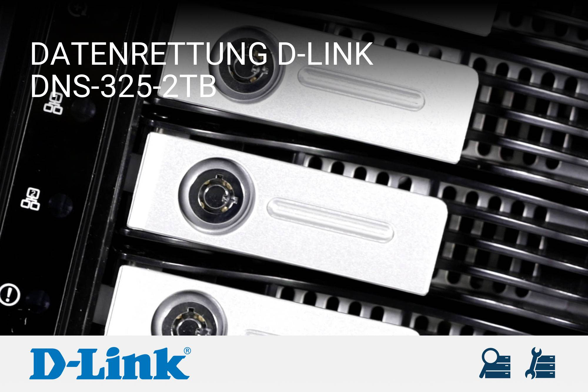 D-Link DNS-325-2TB