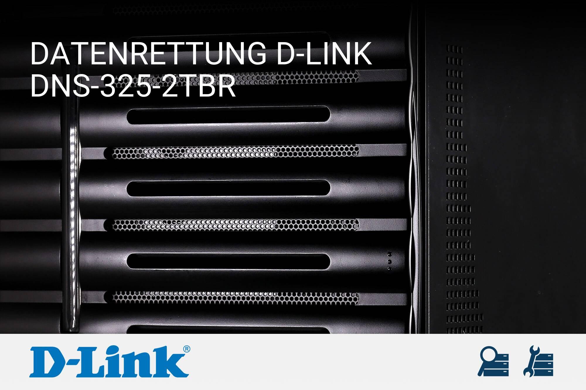 D-Link DNS-325-2TBR