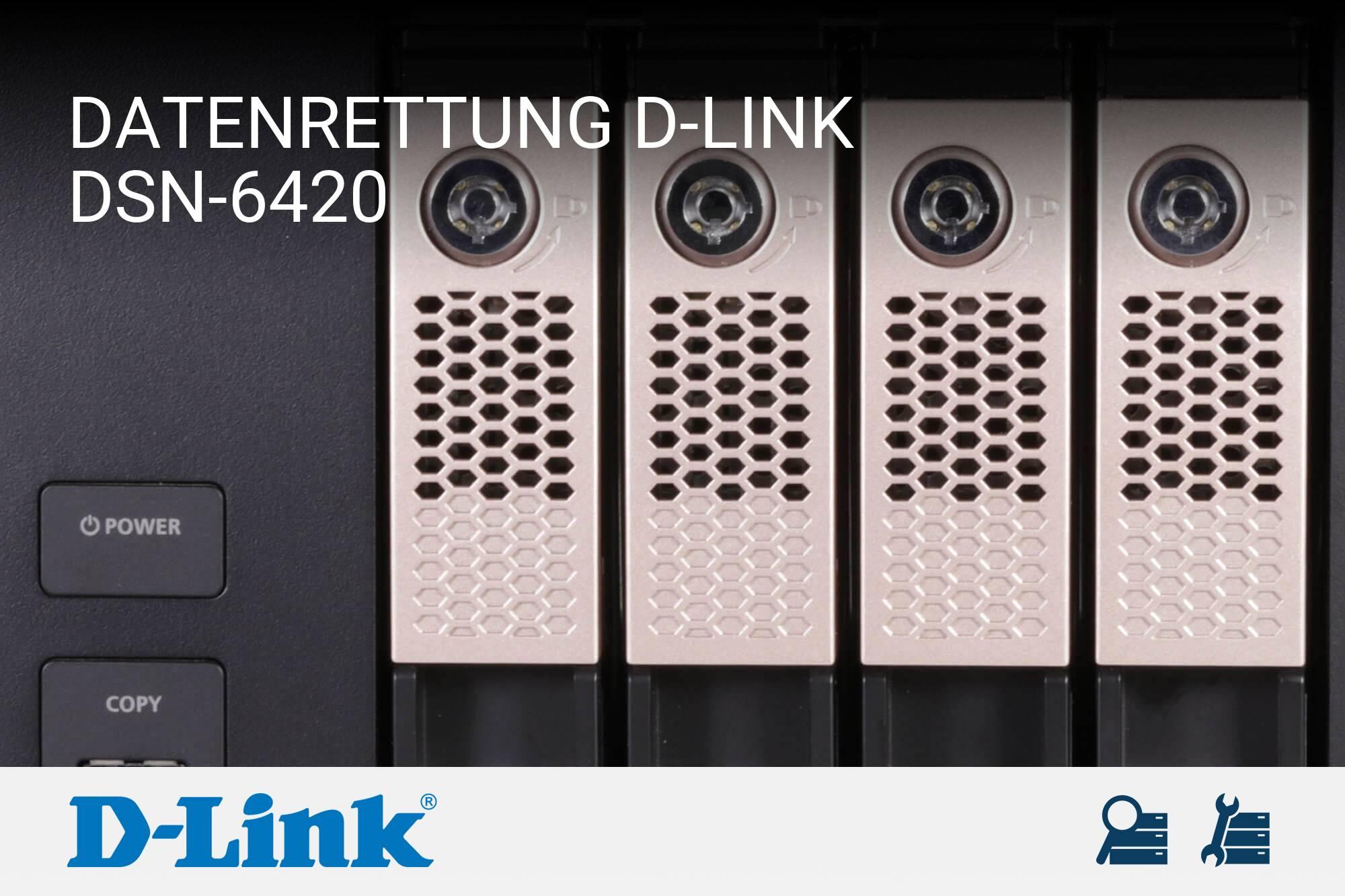 D-Link DSN-6420