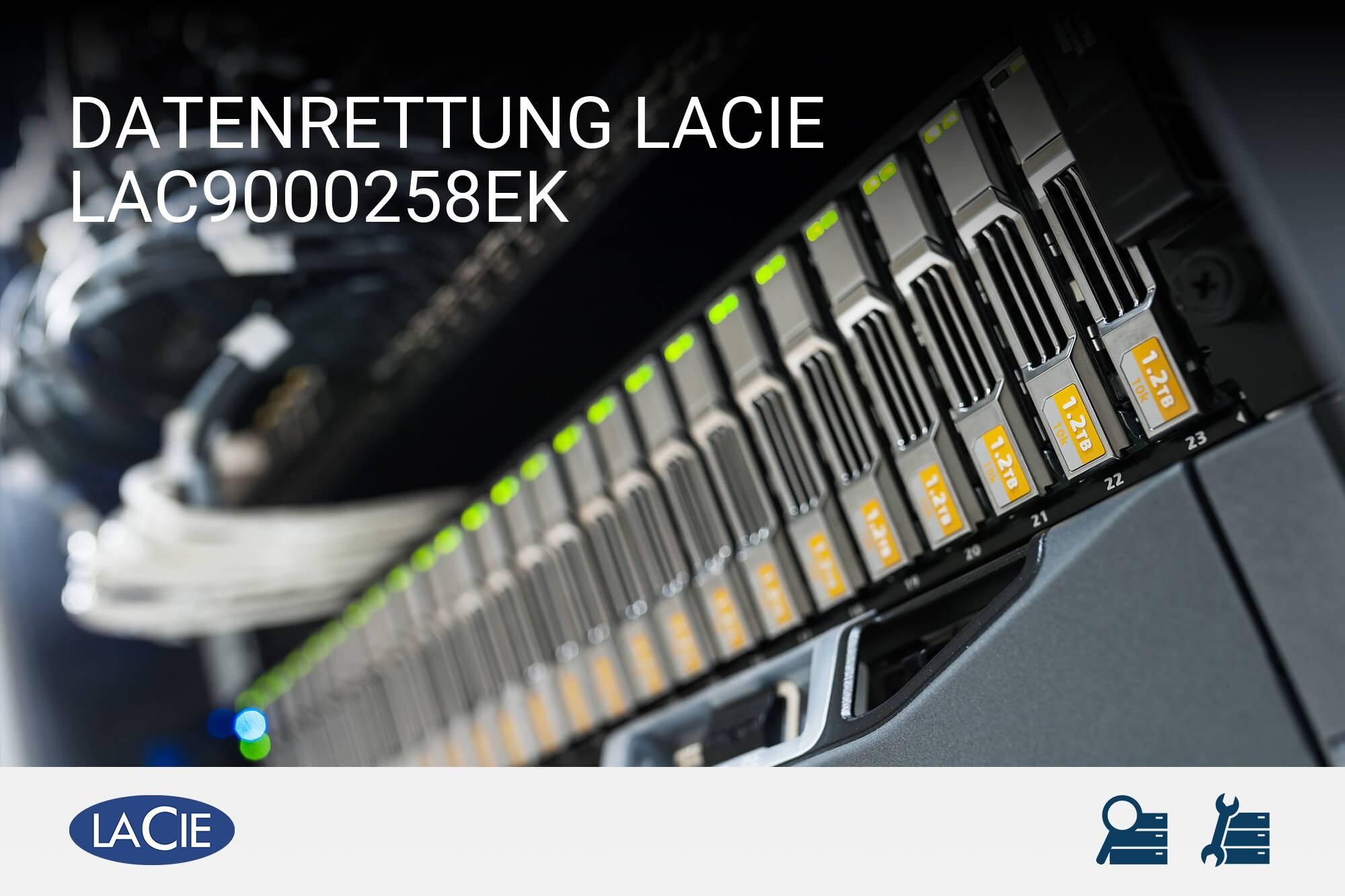 LaCie LAC9000258EK