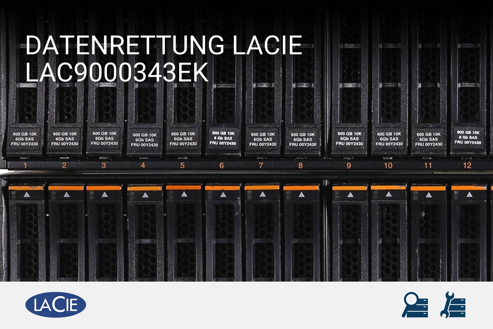 LaCie LAC9000343EK