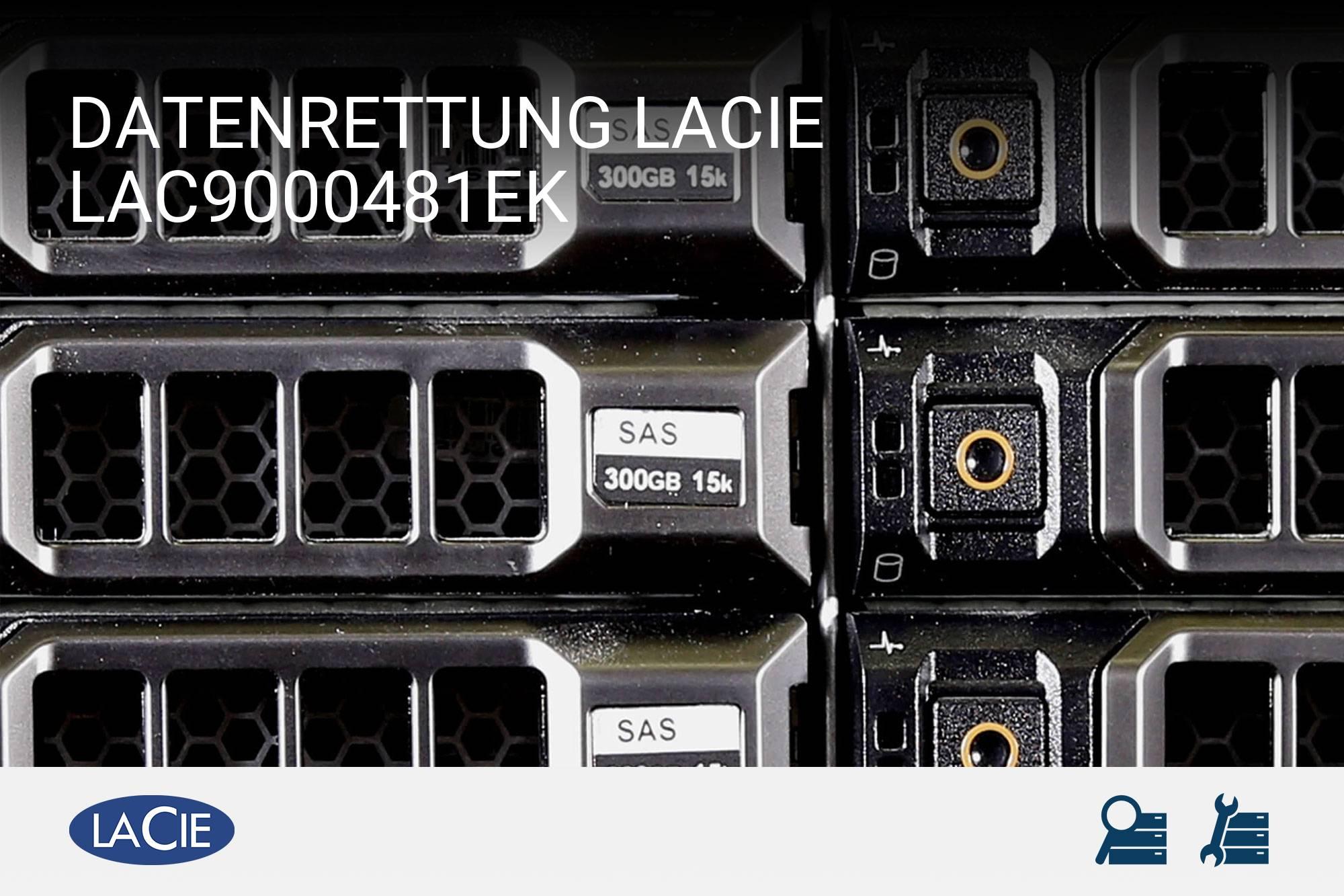 LaCie LAC9000481EK