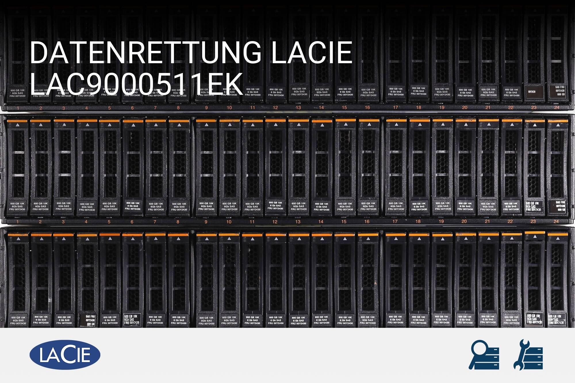 LaCie LAC9000511EK