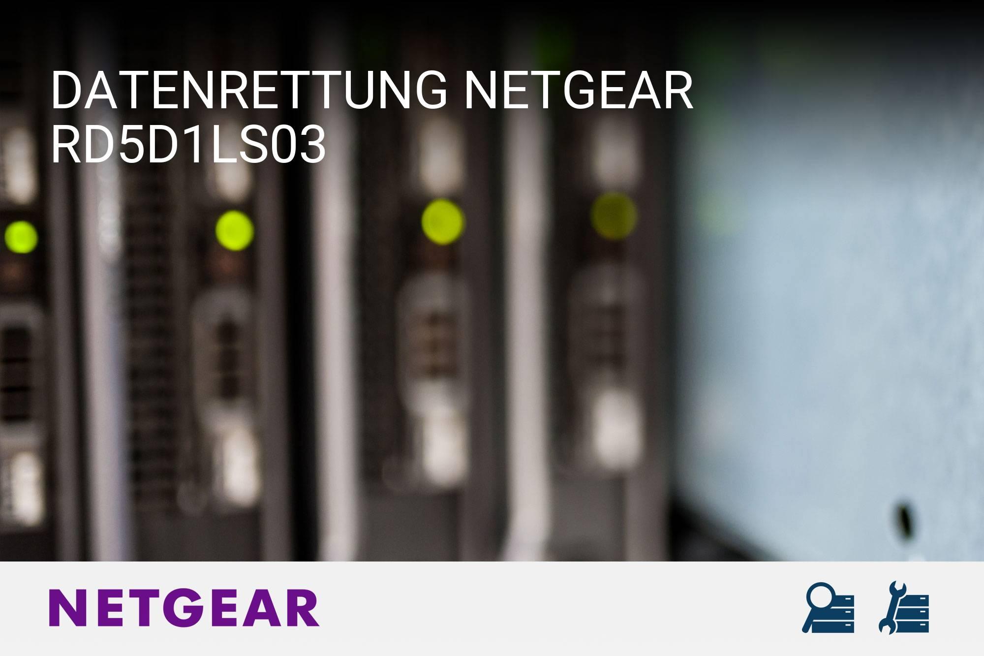 Netgear RD5D1LS03
