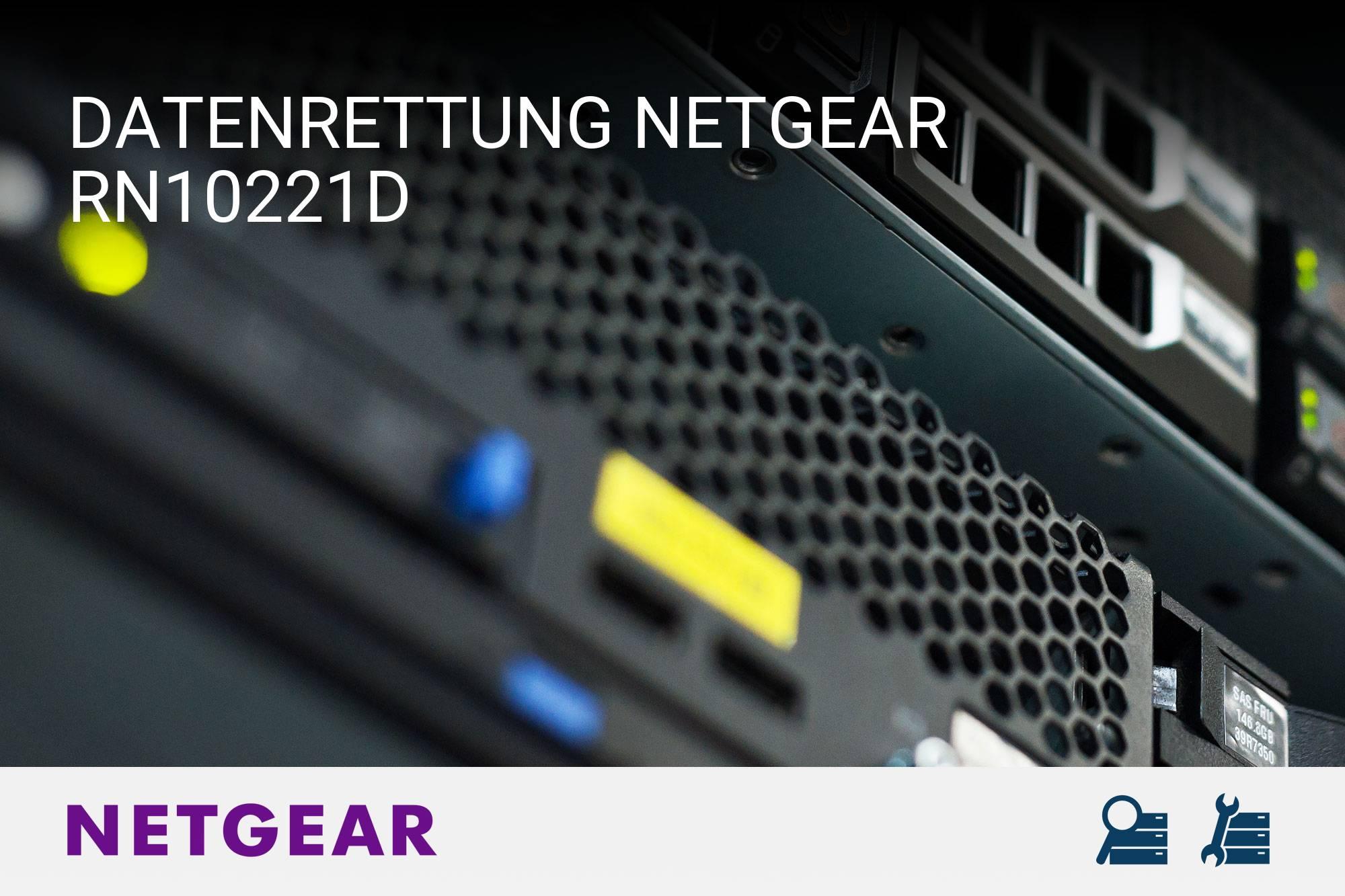 Netgear RN10221D