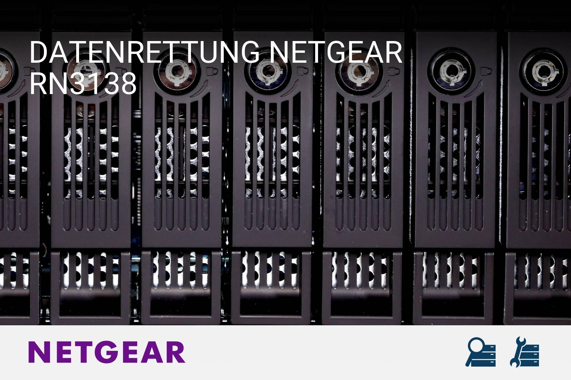 Netgear RN3138
