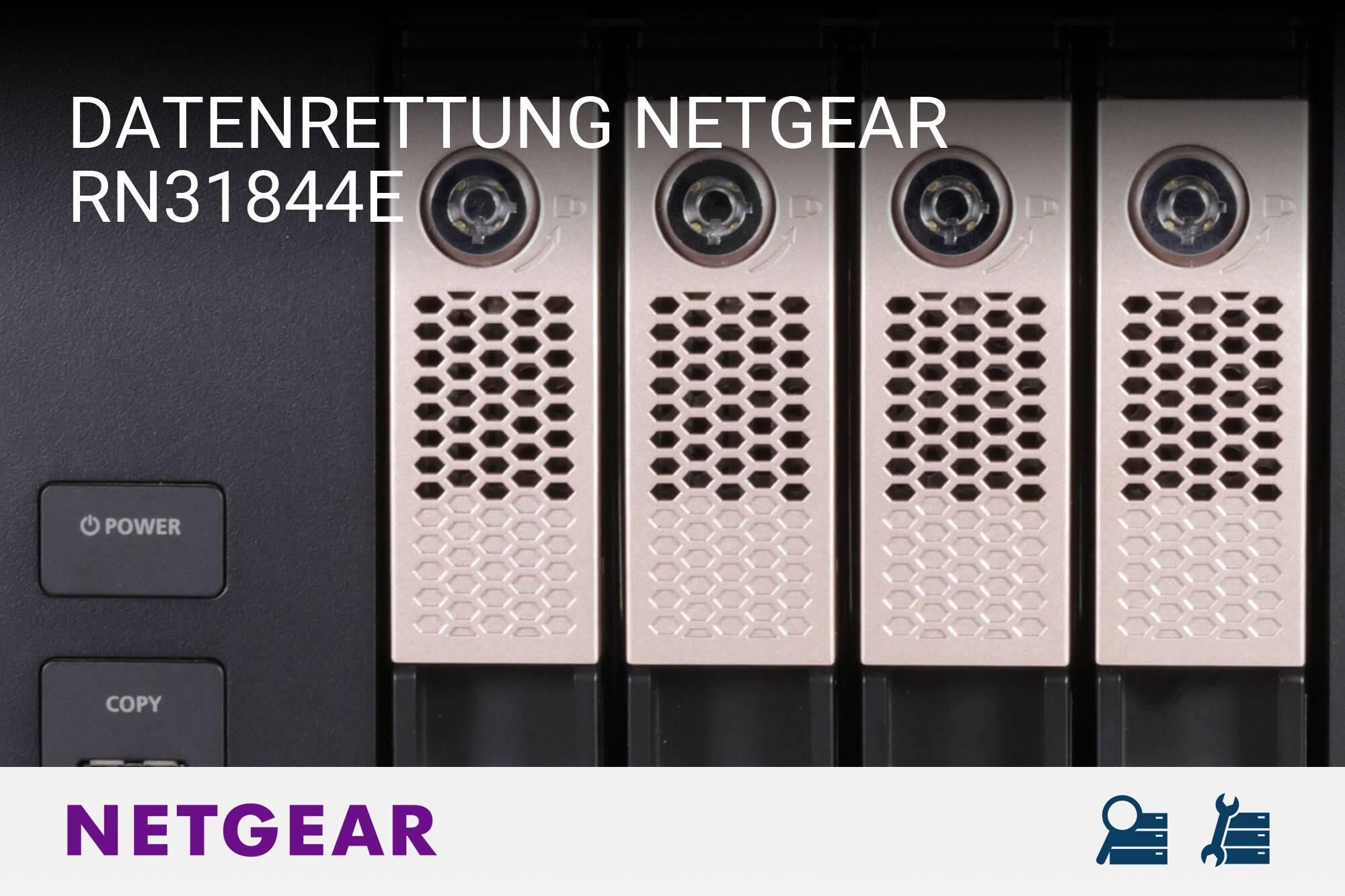 Netgear RN31844E