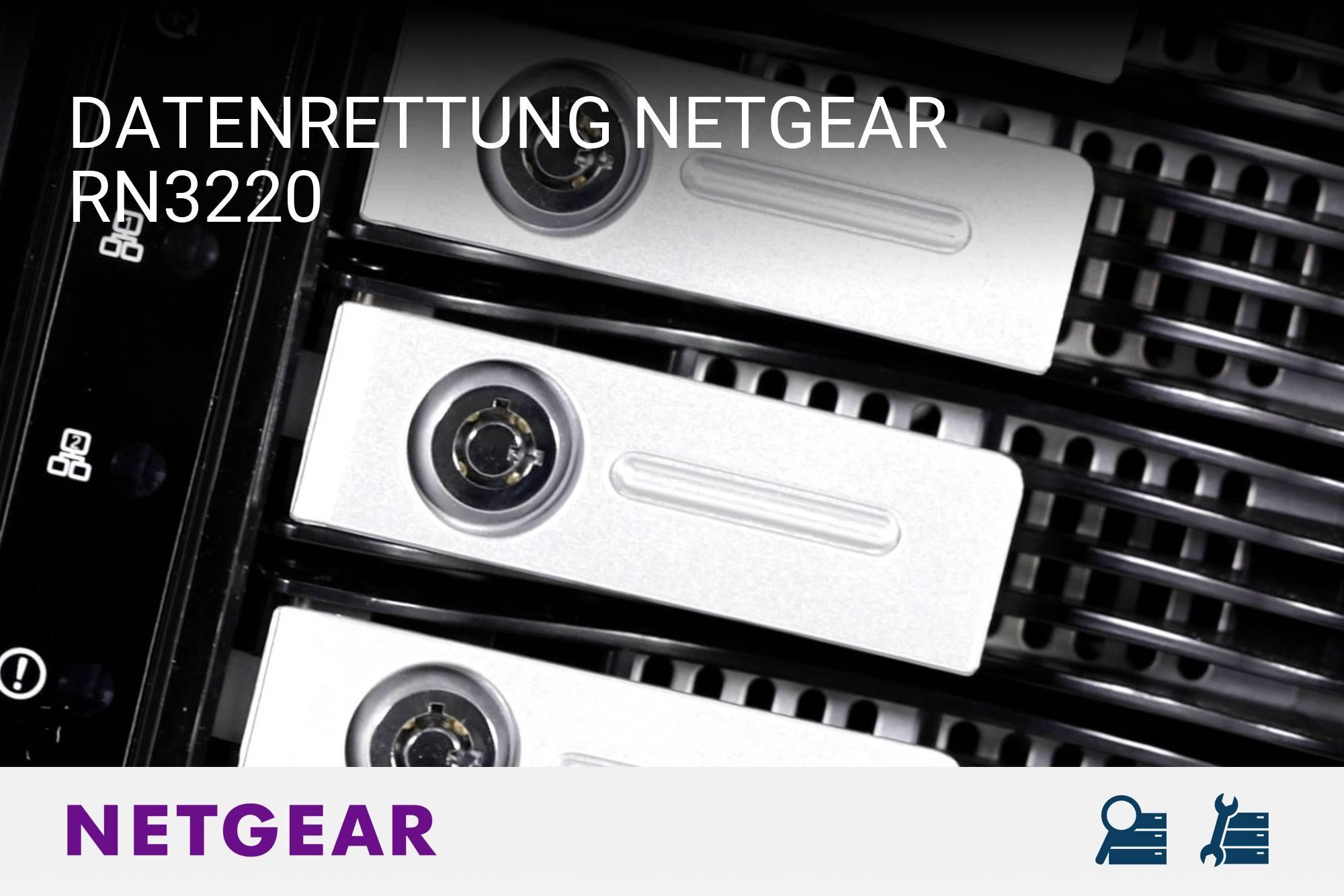 Netgear RN3220