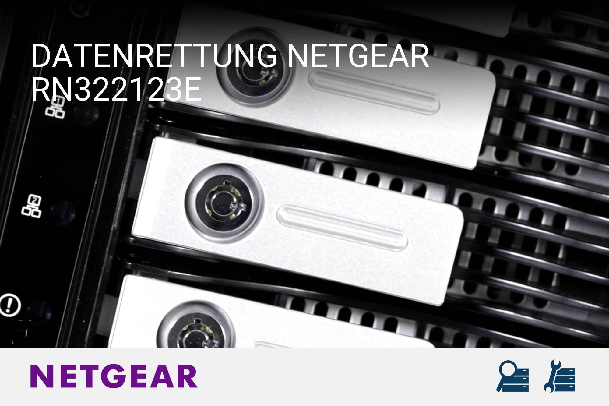 Netgear RN322123E