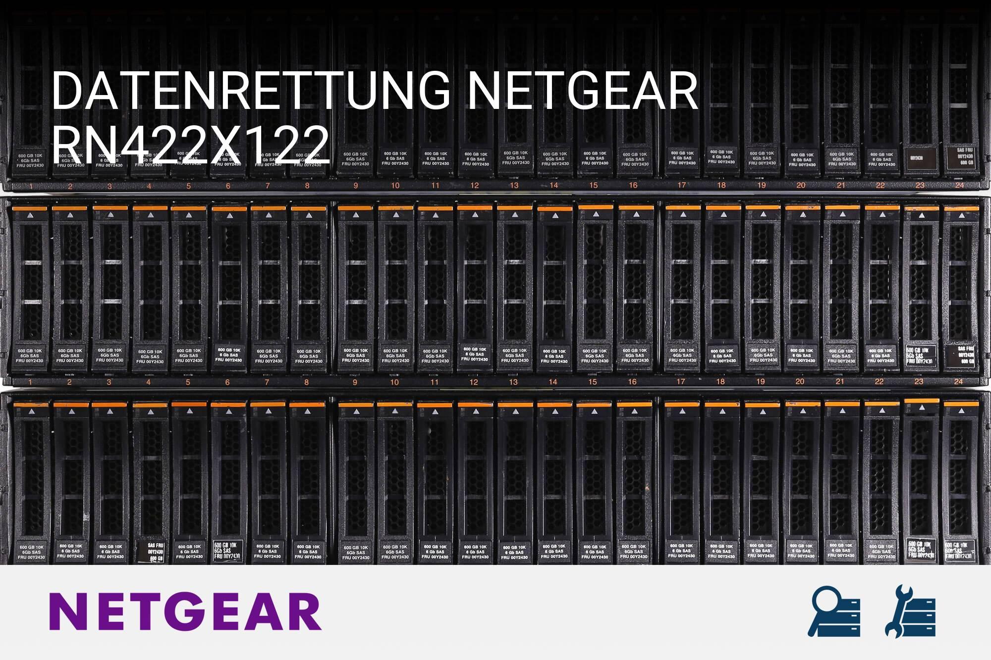 Netgear RN422X122