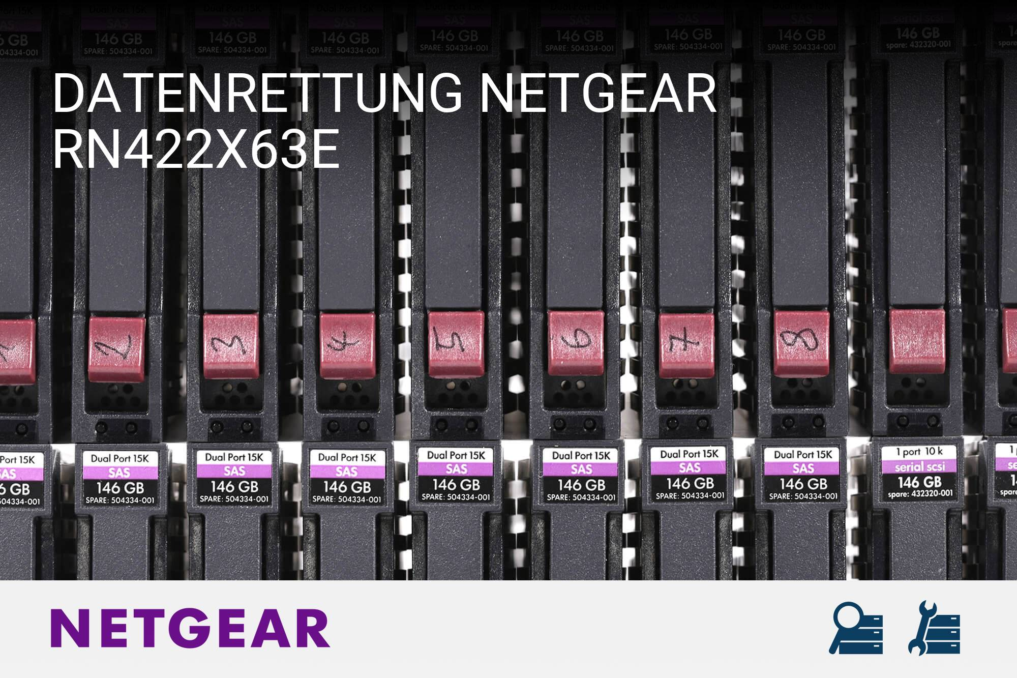 Netgear RN422X63E