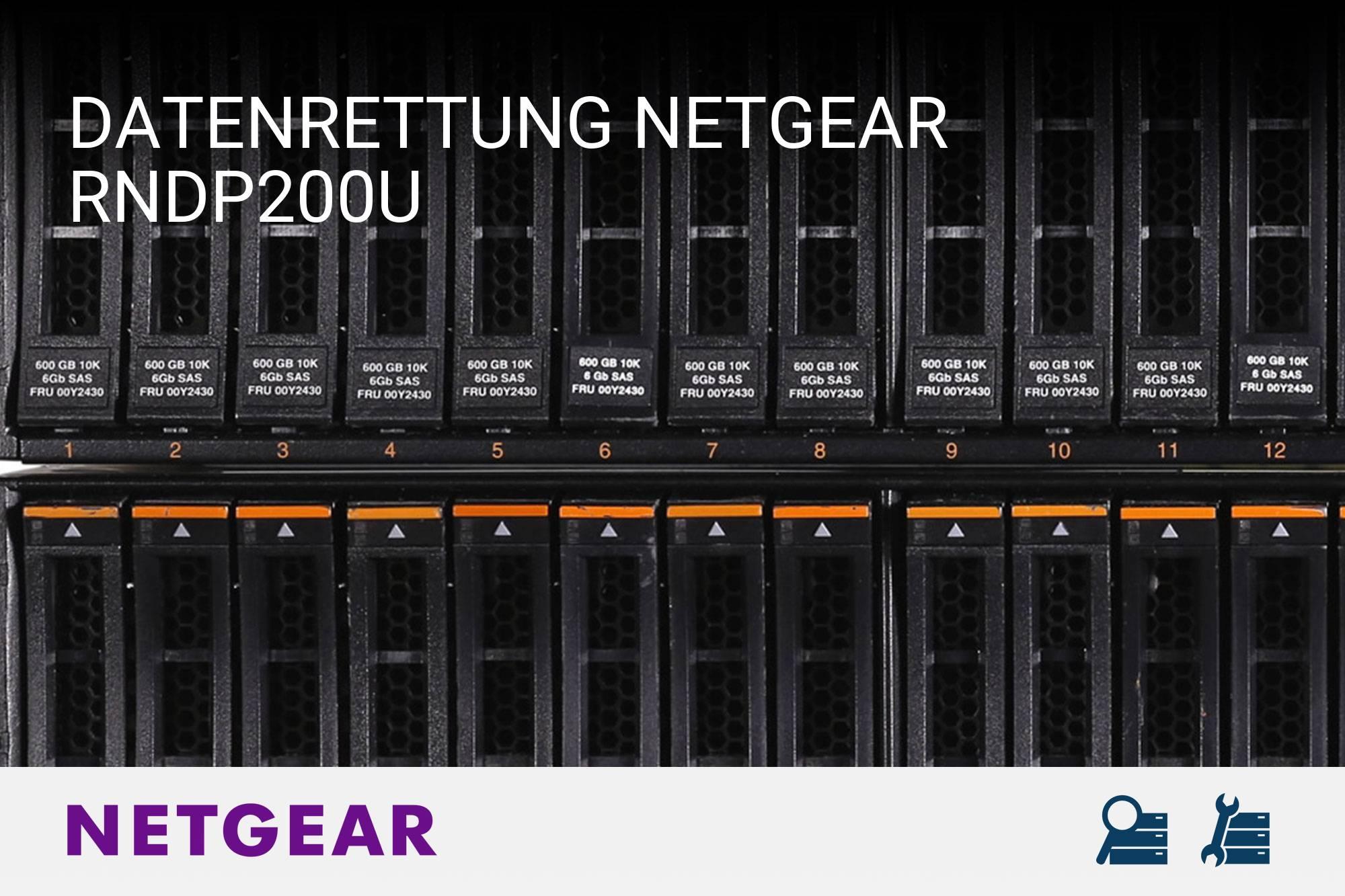 Netgear RNDP200U
