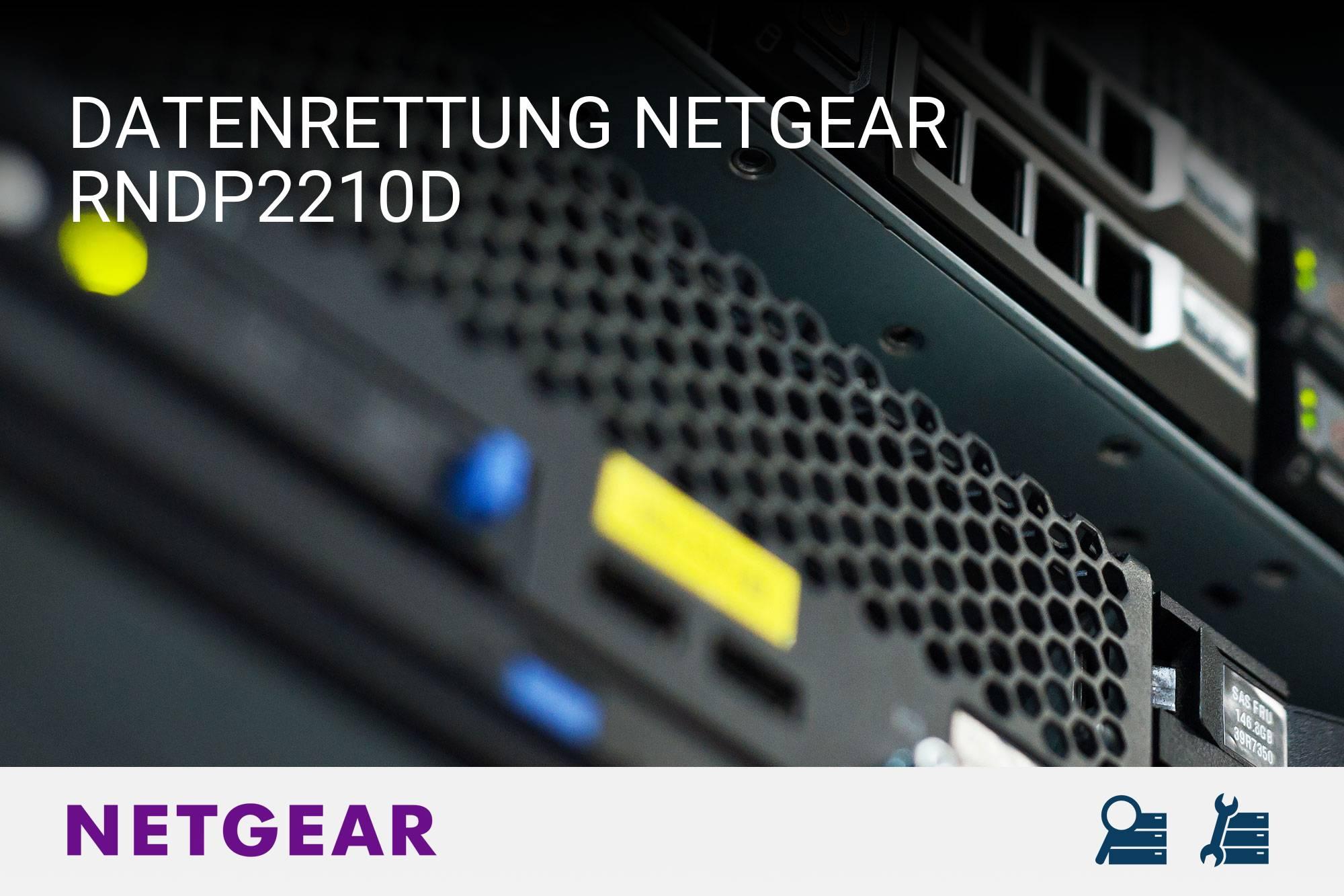 Netgear RNDP2210D