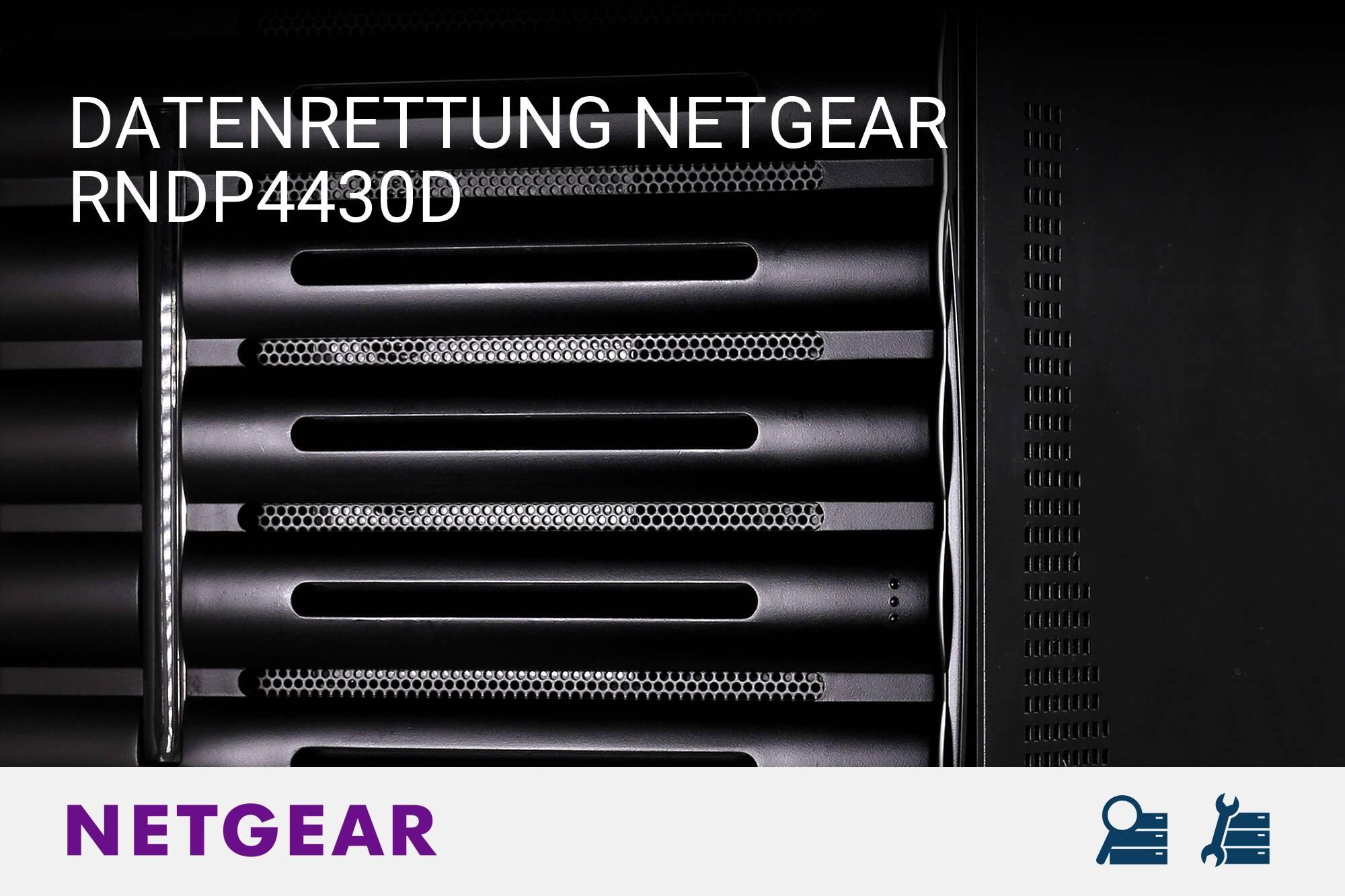 Netgear RNDP4430D