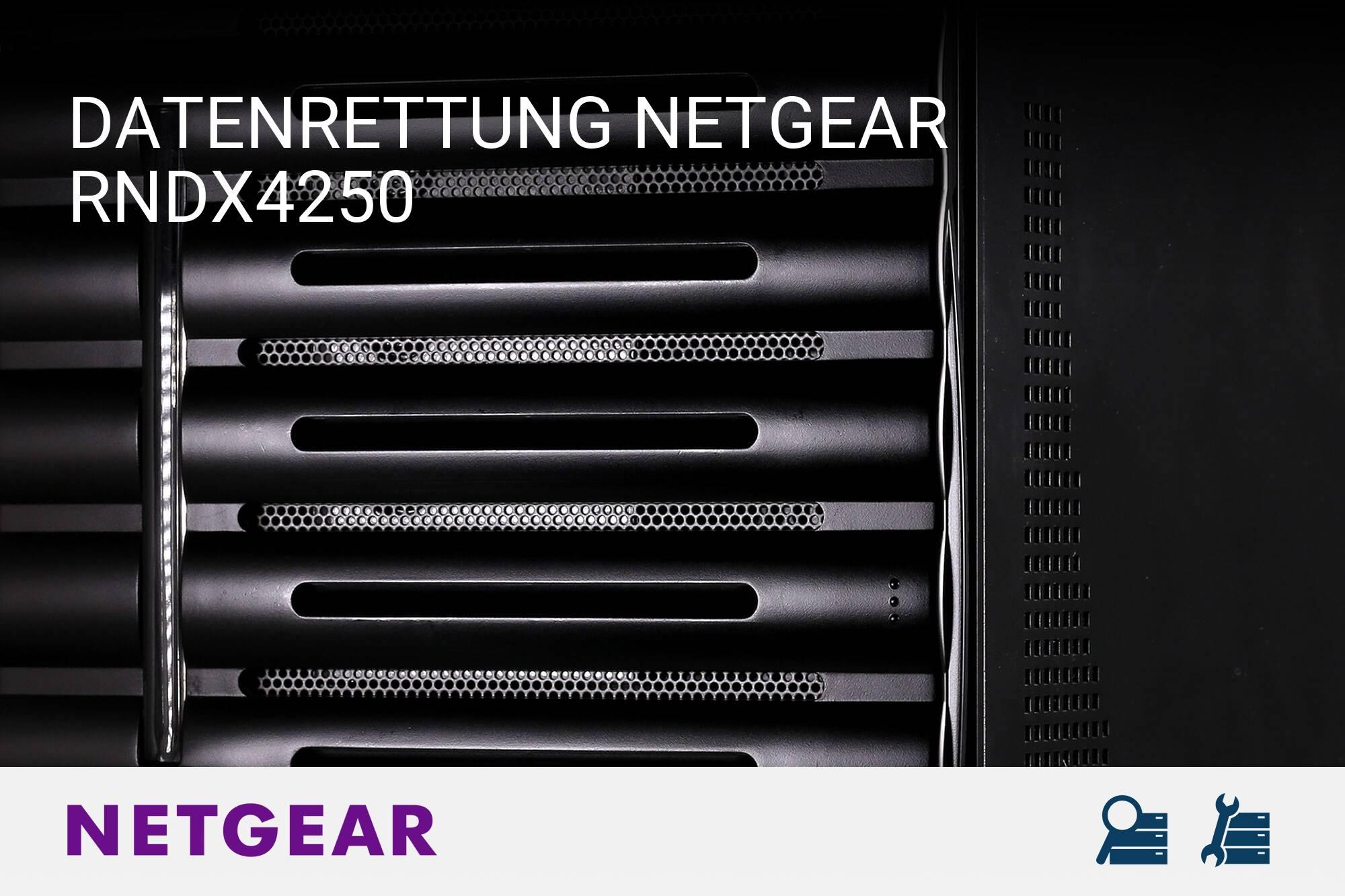 Netgear RNDX4250