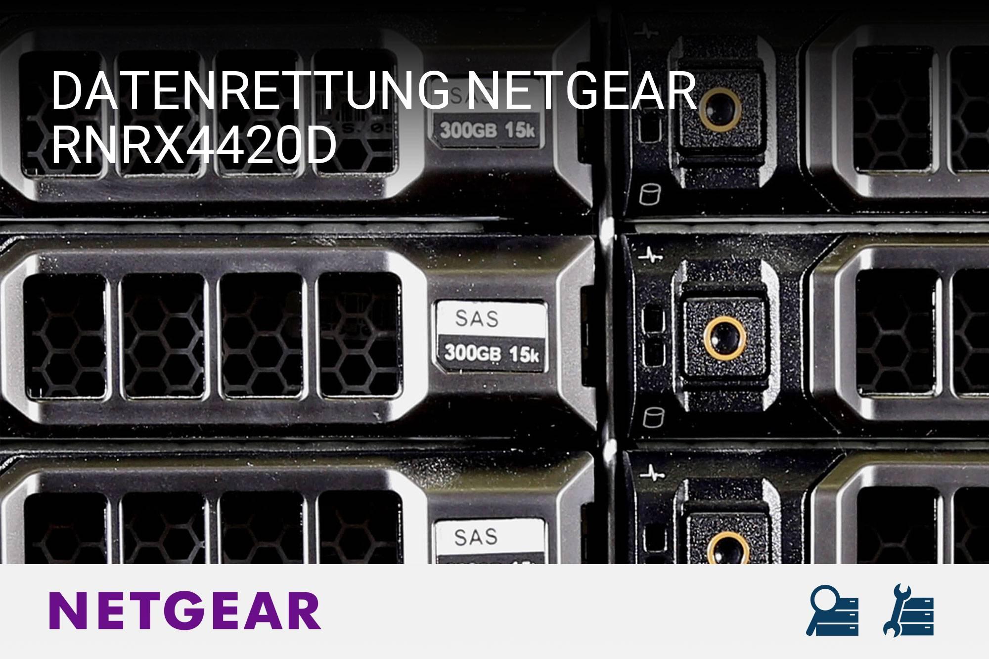 Netgear RNRX4420D