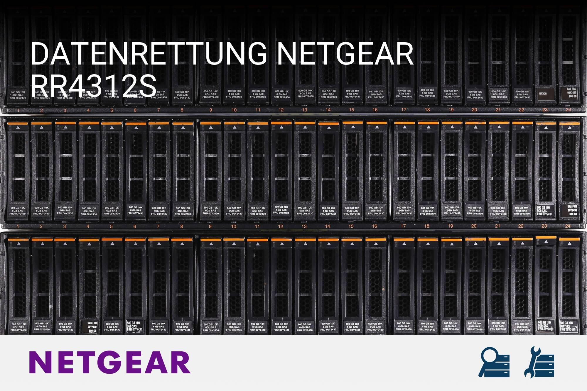 Netgear RR4312S