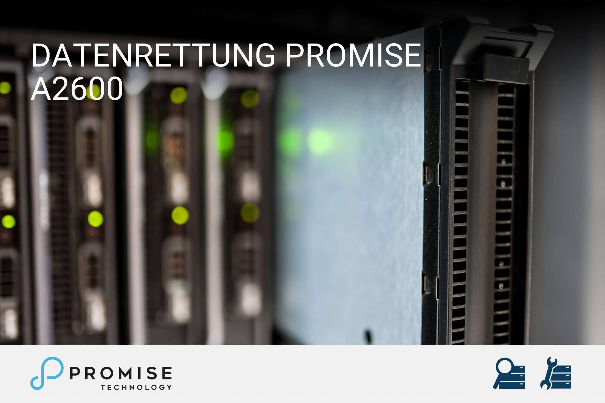 Promise A2600