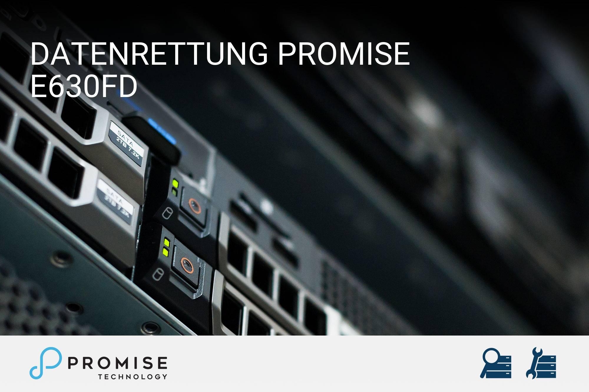 Promise E630fD