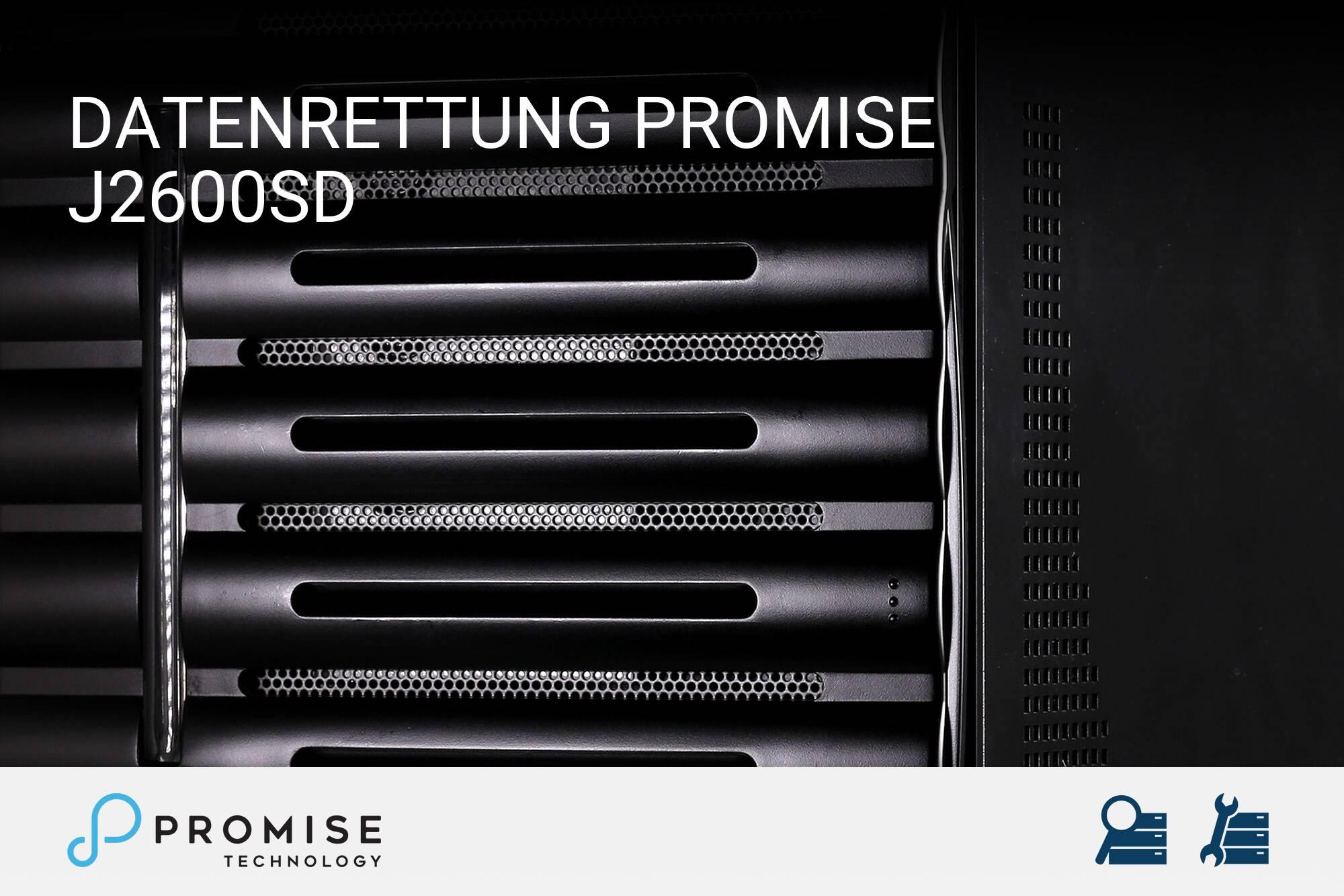 Promise J2600sD
