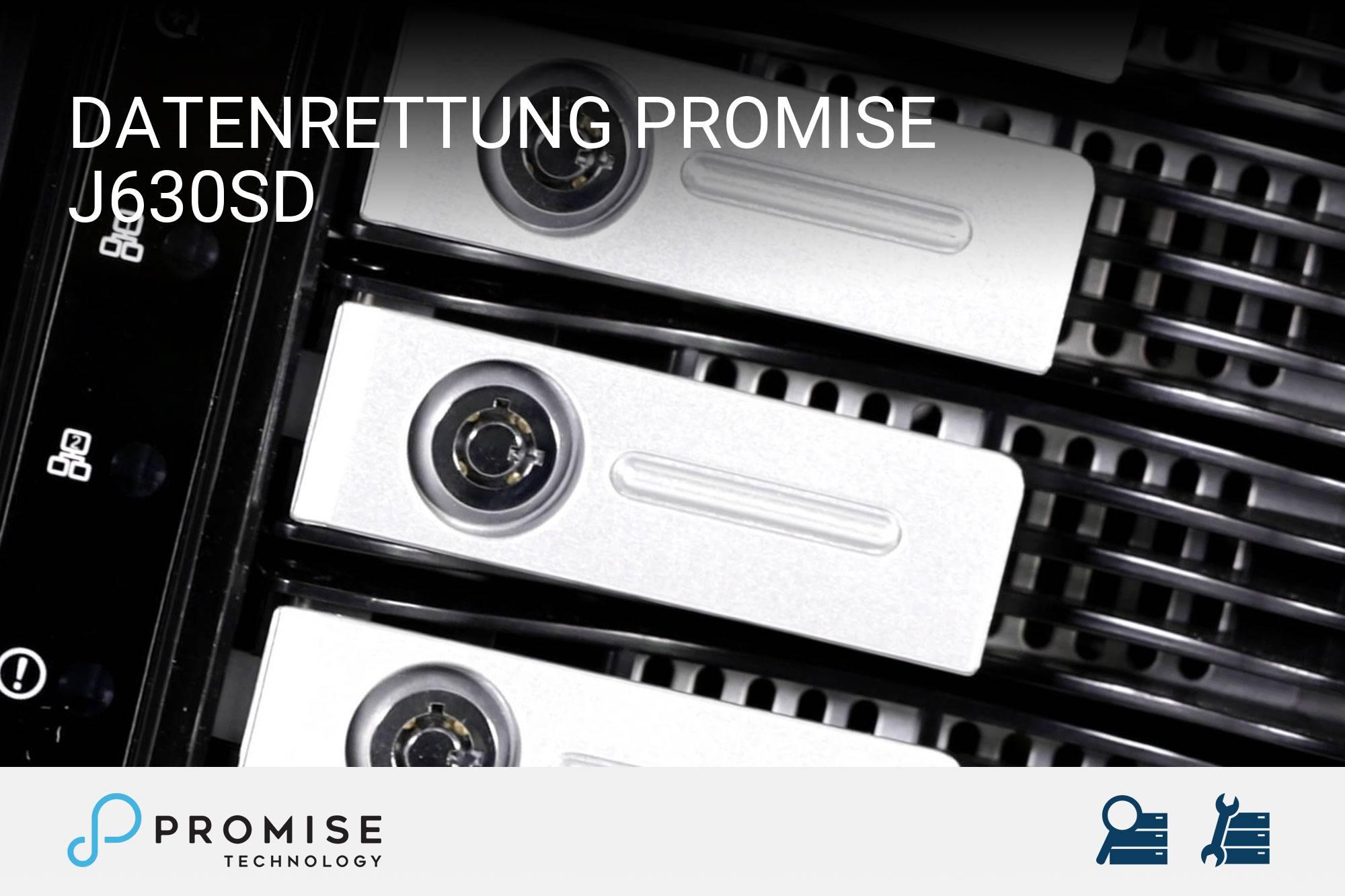 Promise J630sD