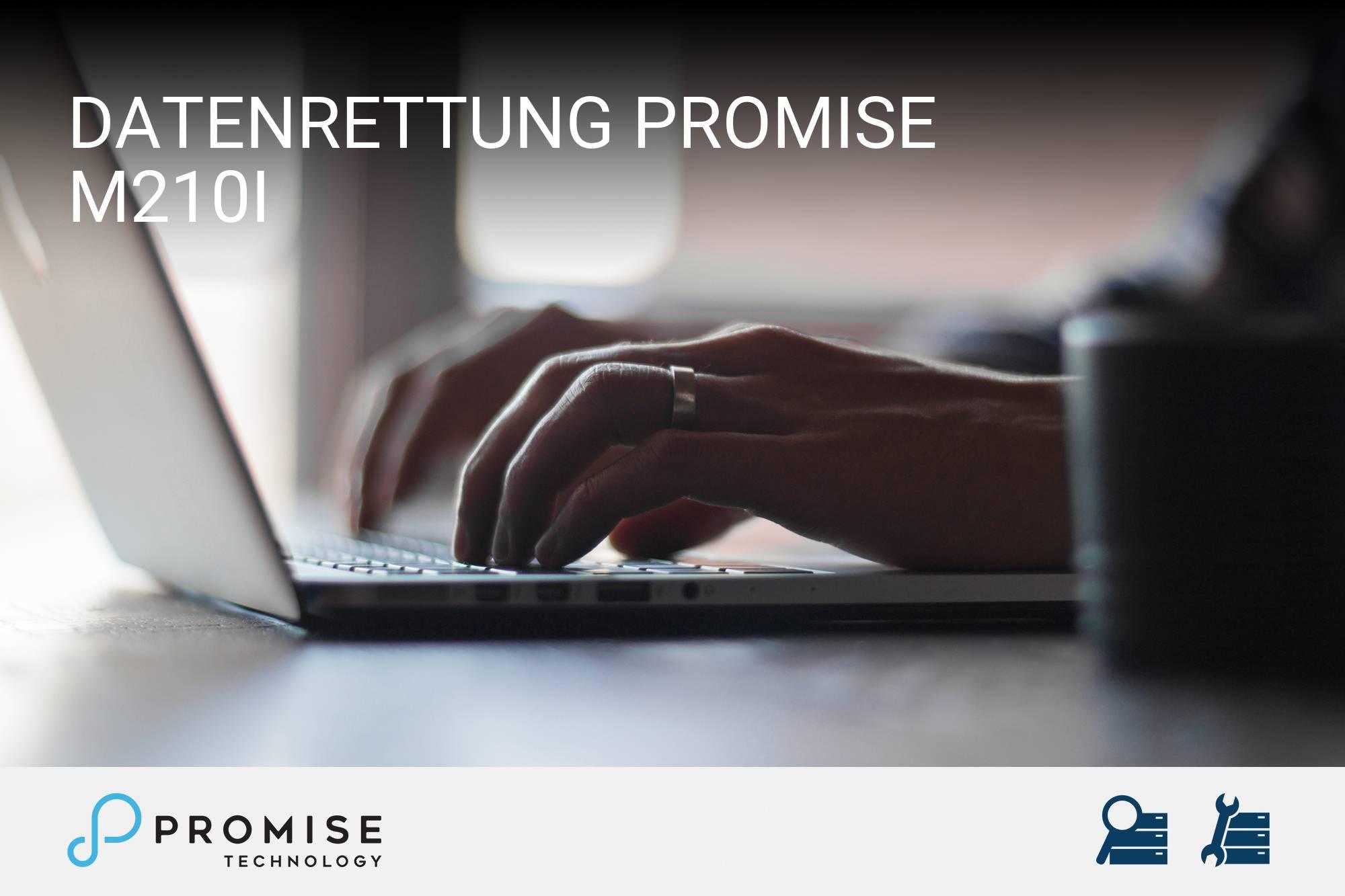 Promise M210i