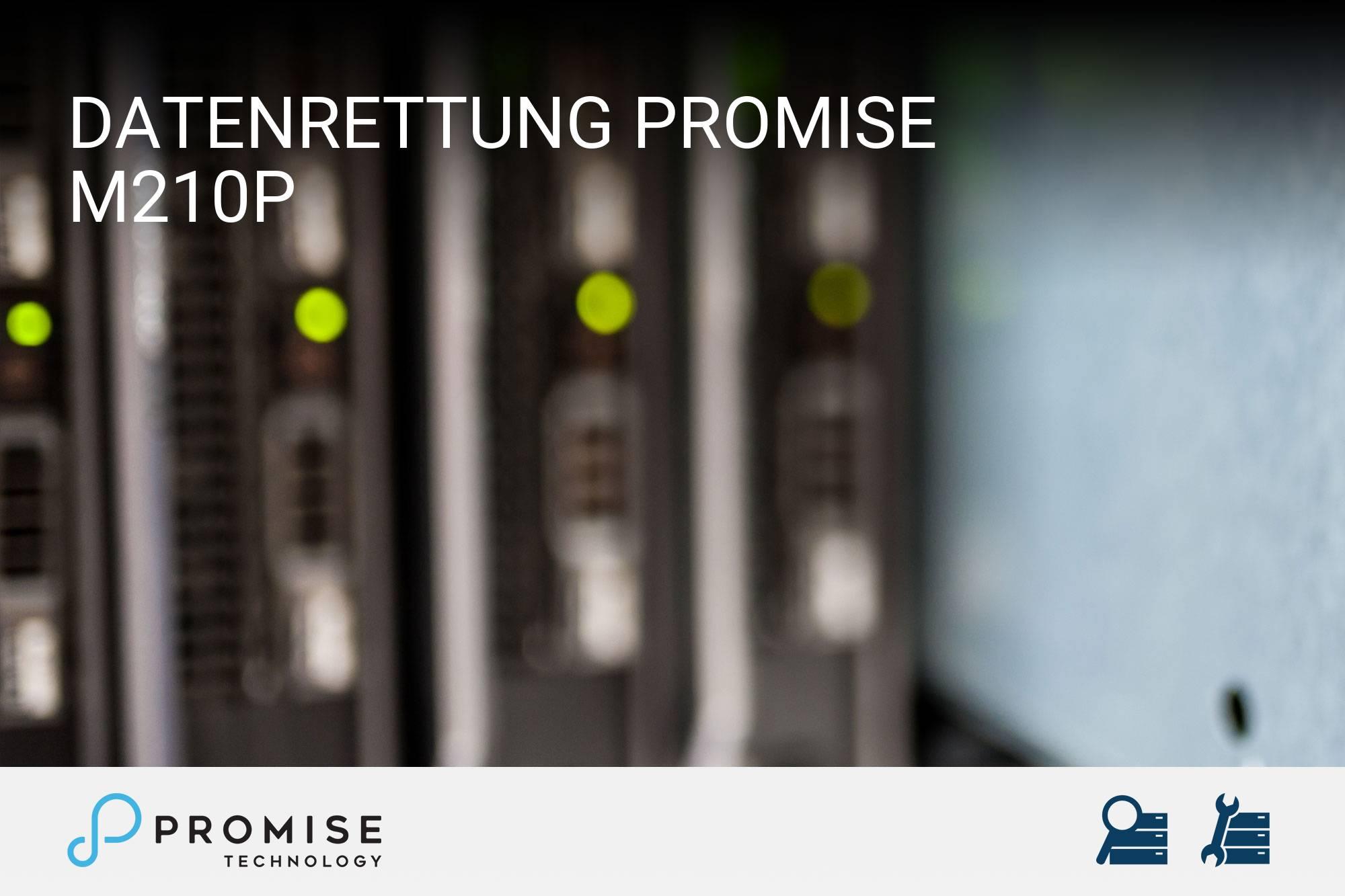 Promise M210p