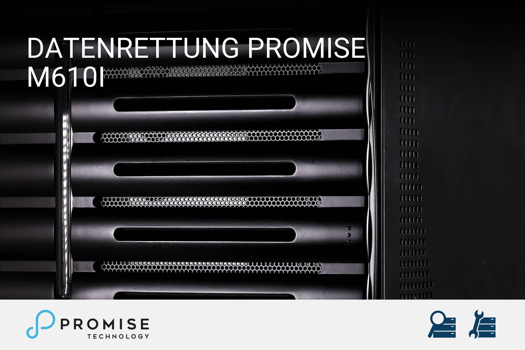Promise M610i