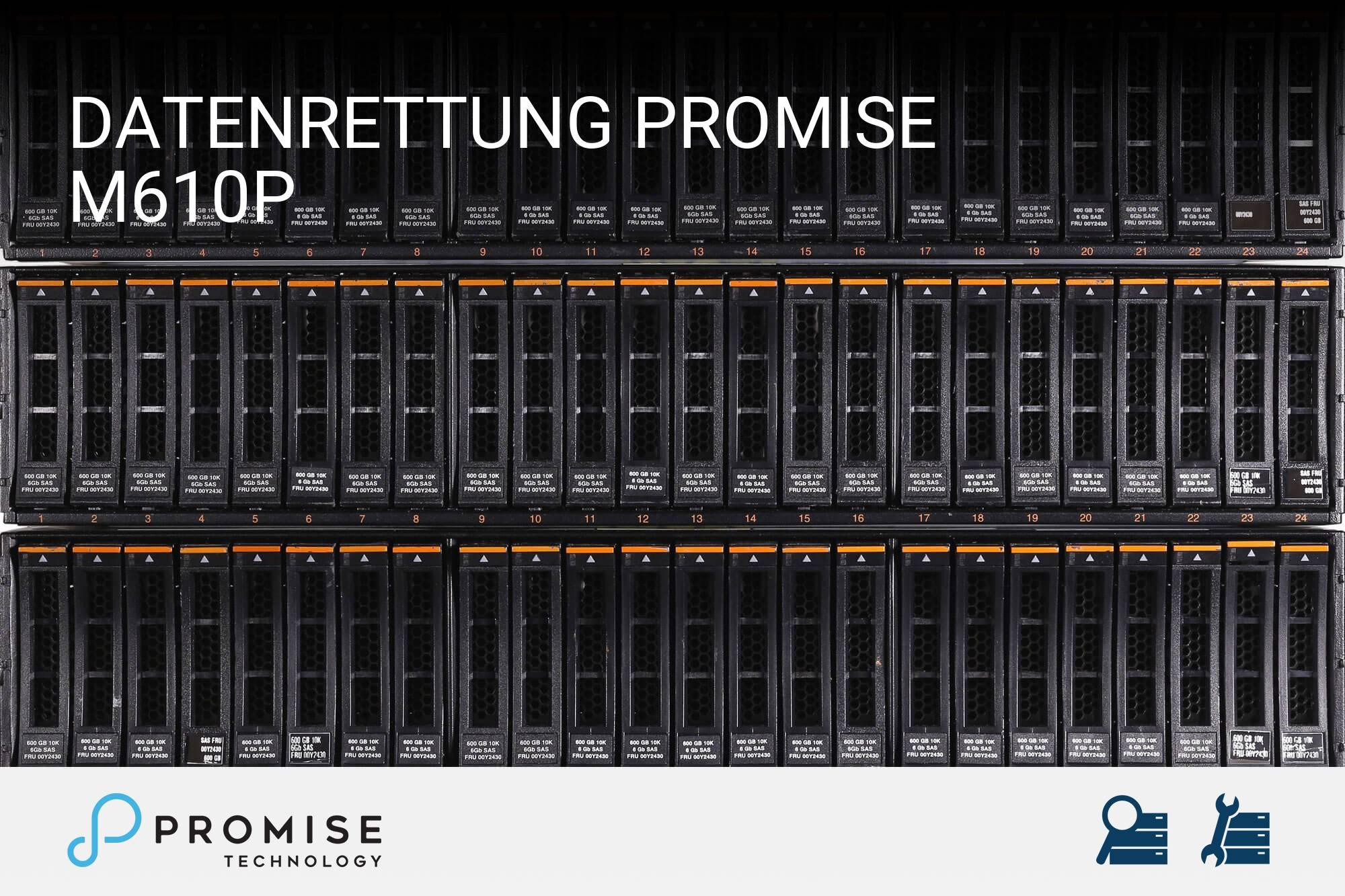 Promise M610p