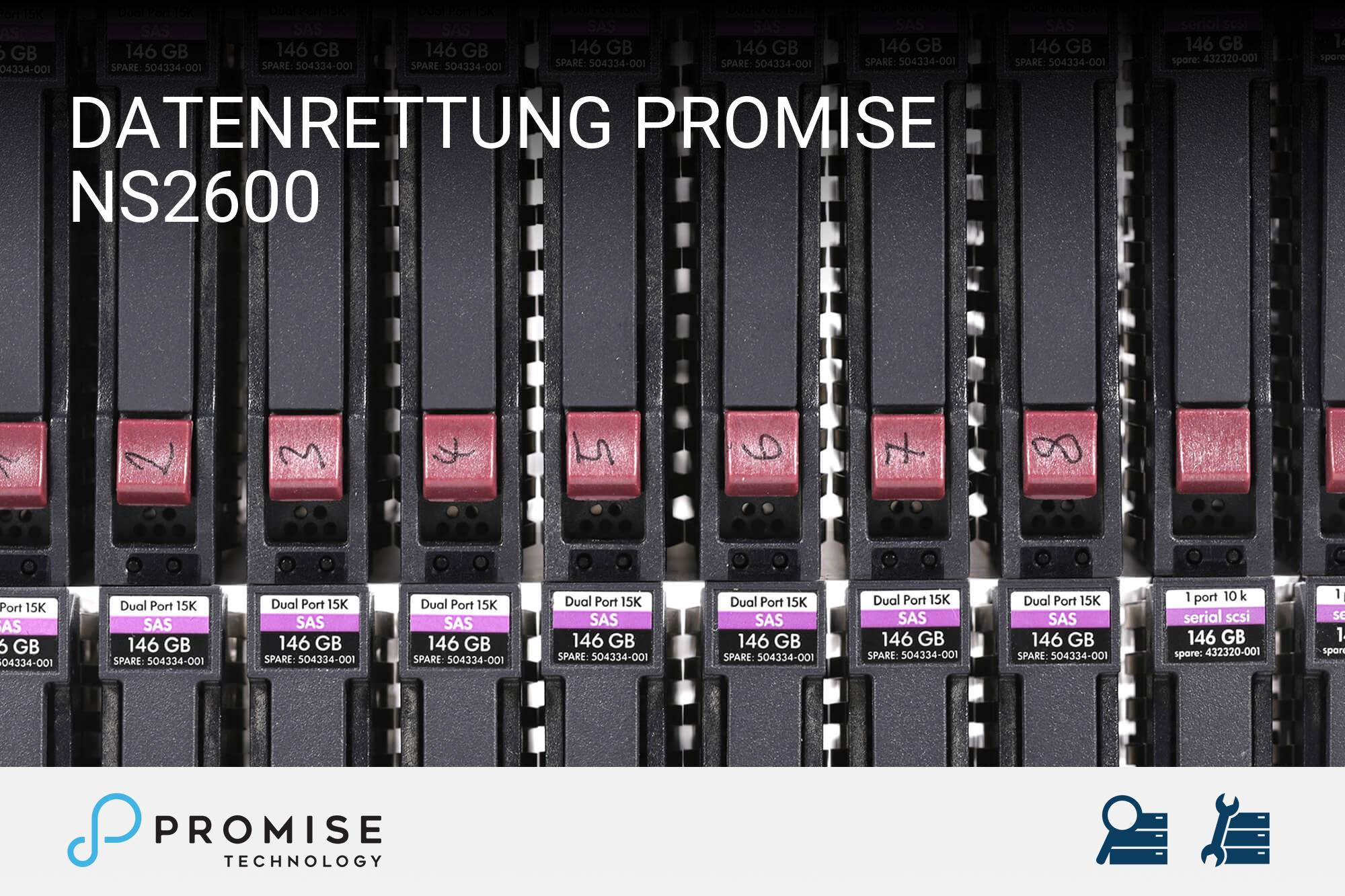 Promise NS2600