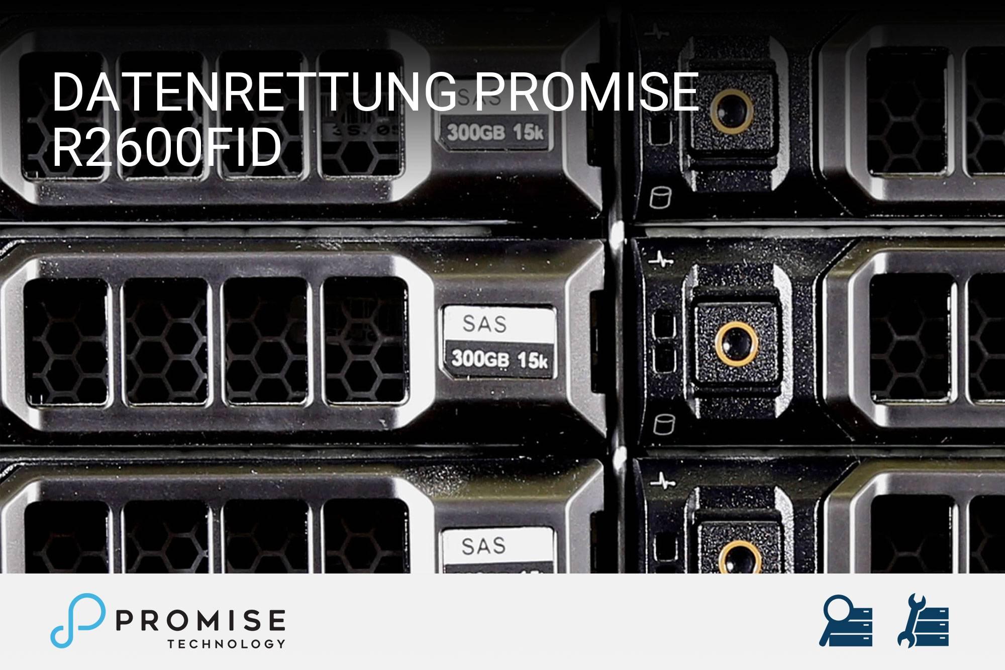 Promise R2600fiD