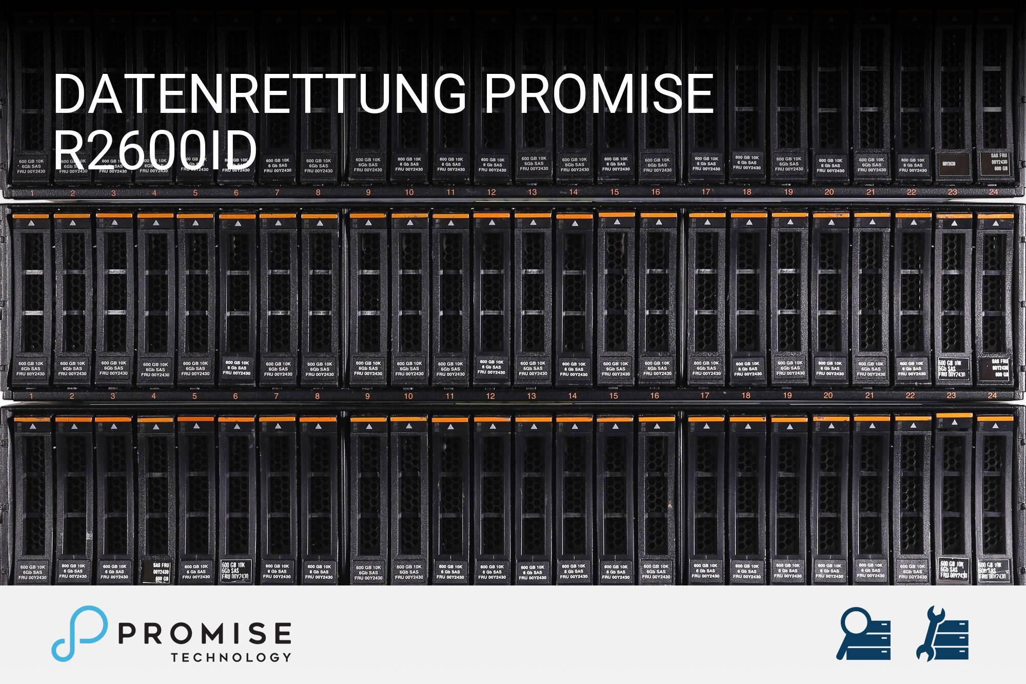 Promise R2600iD