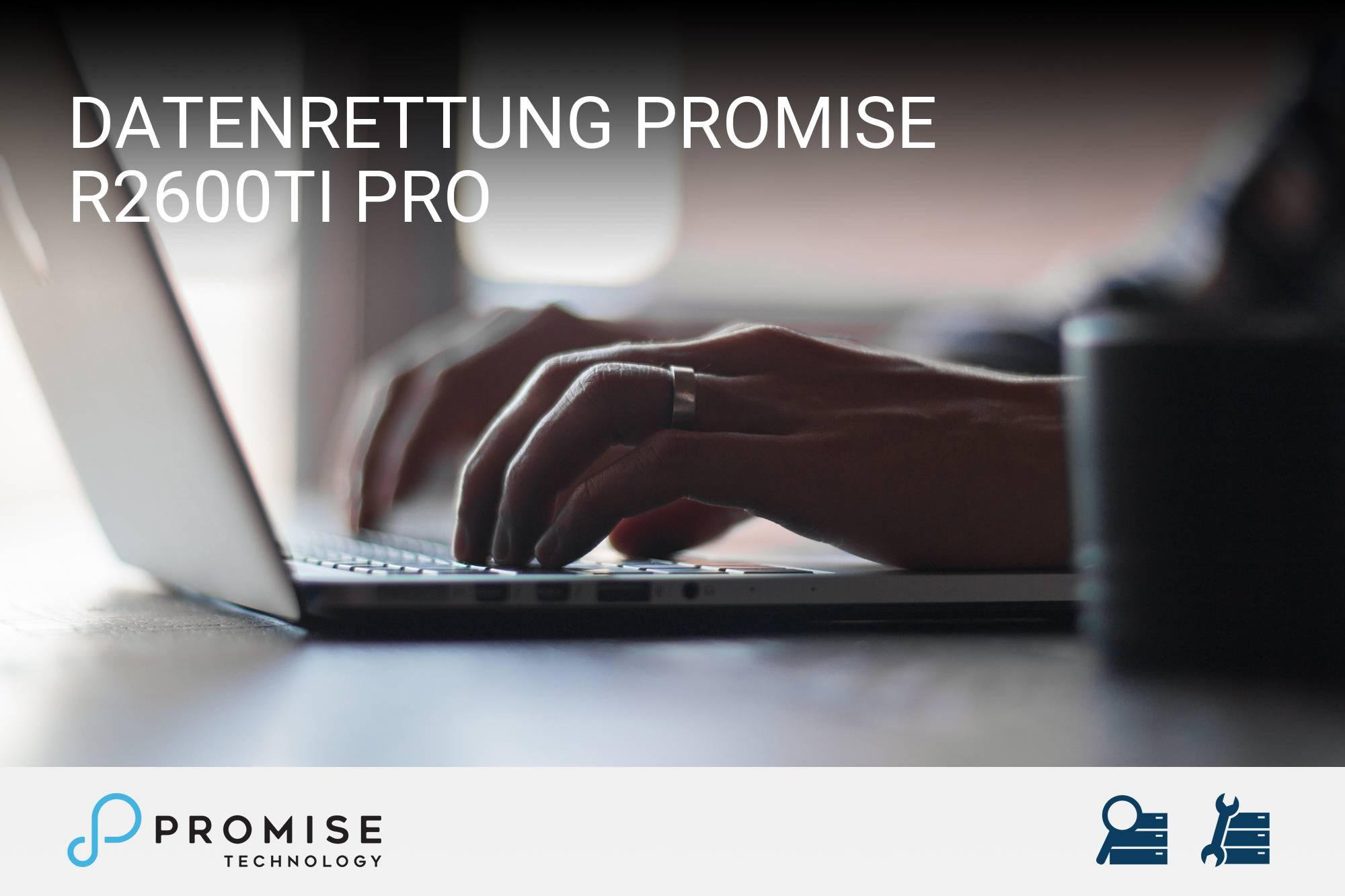 Promise R2600ti PRO