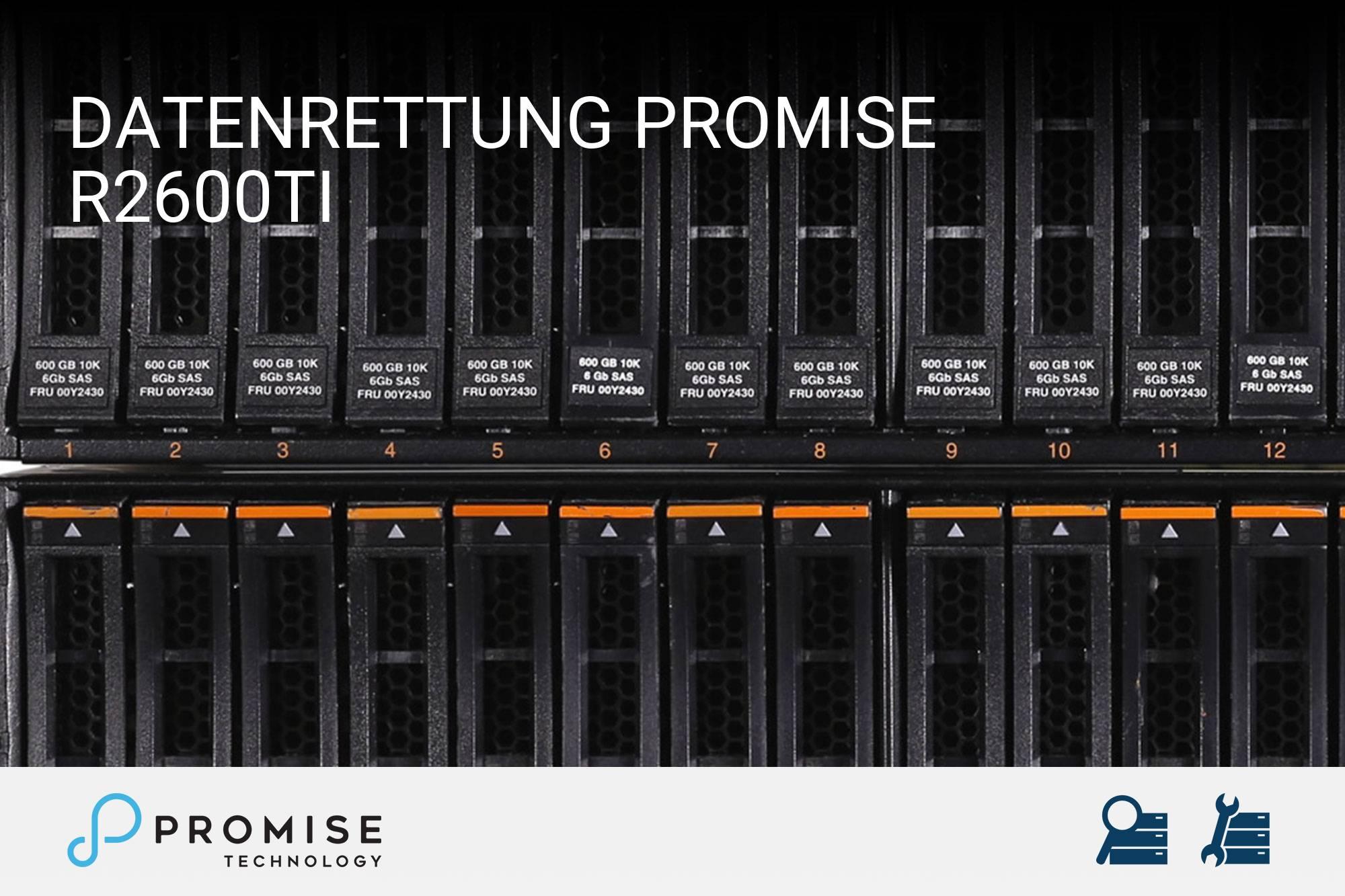 Promise R2600ti