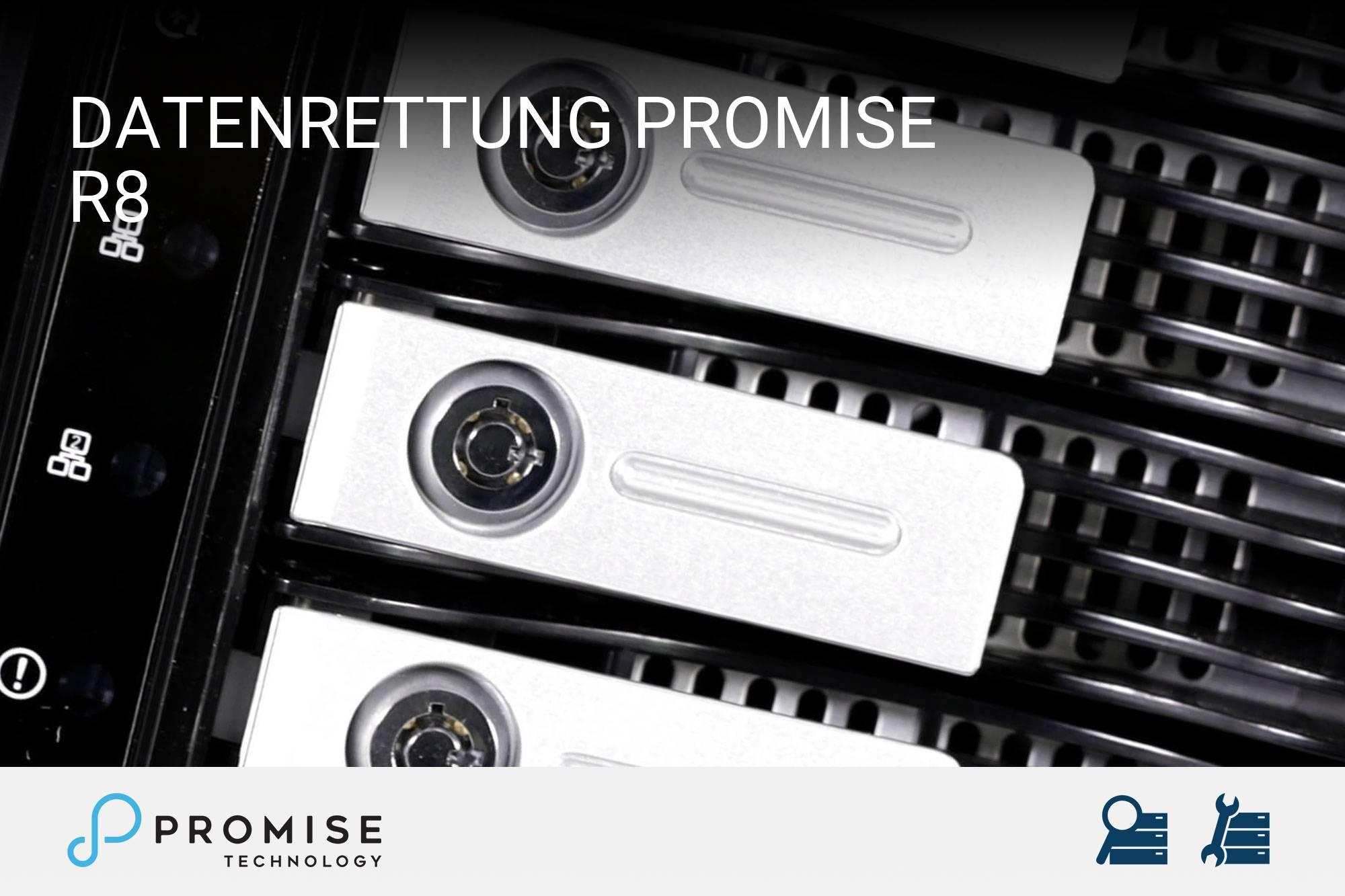 Promise R8