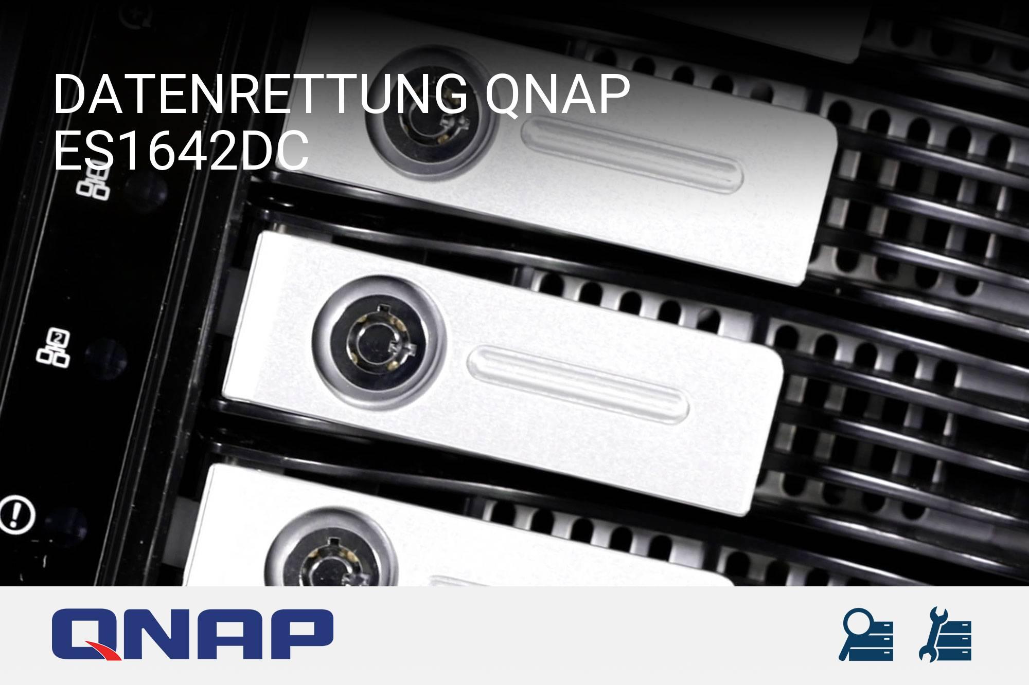 QNAP ES1642dc