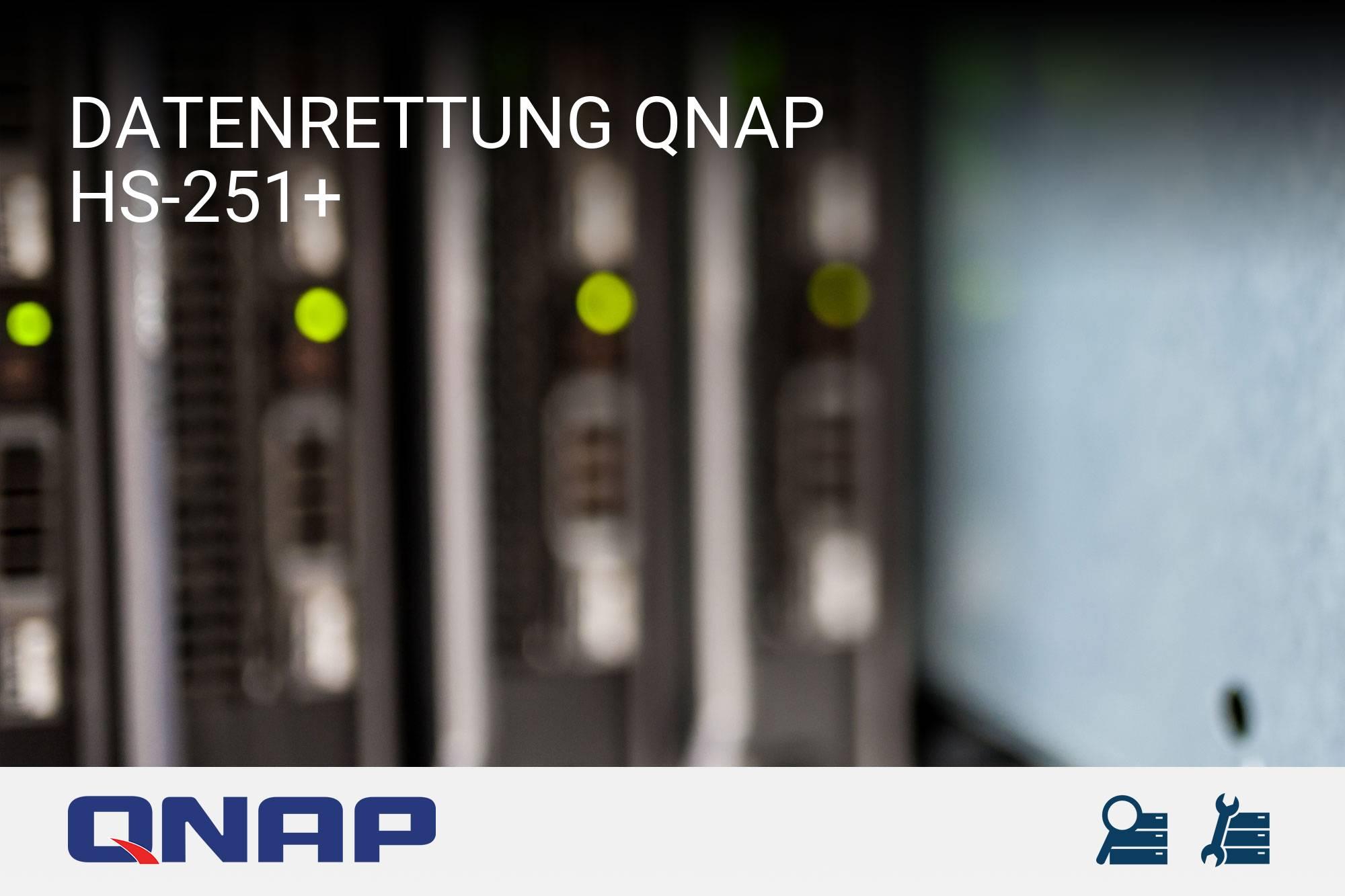 QNAP HS-251+