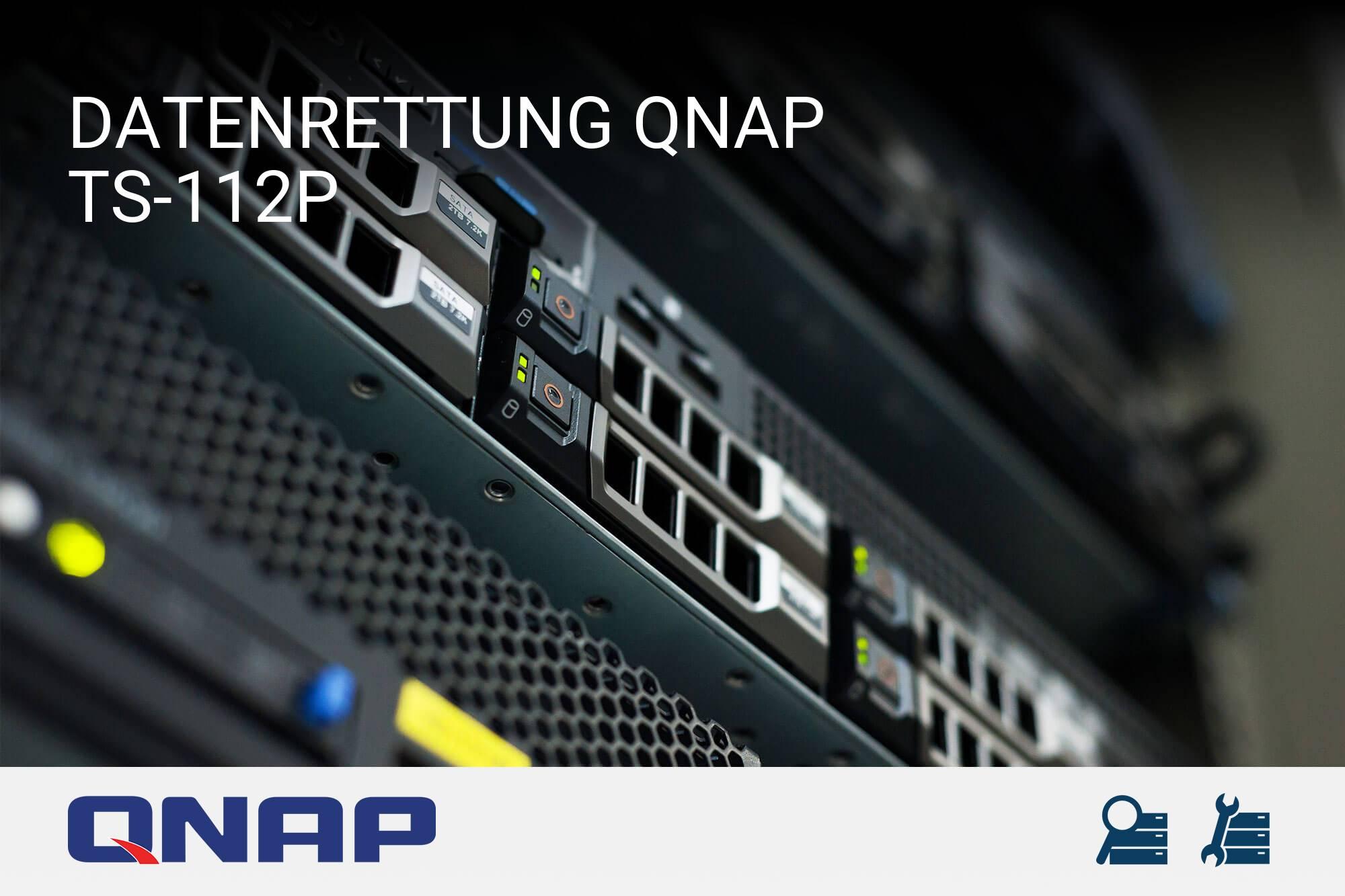 QNAP TS-112P