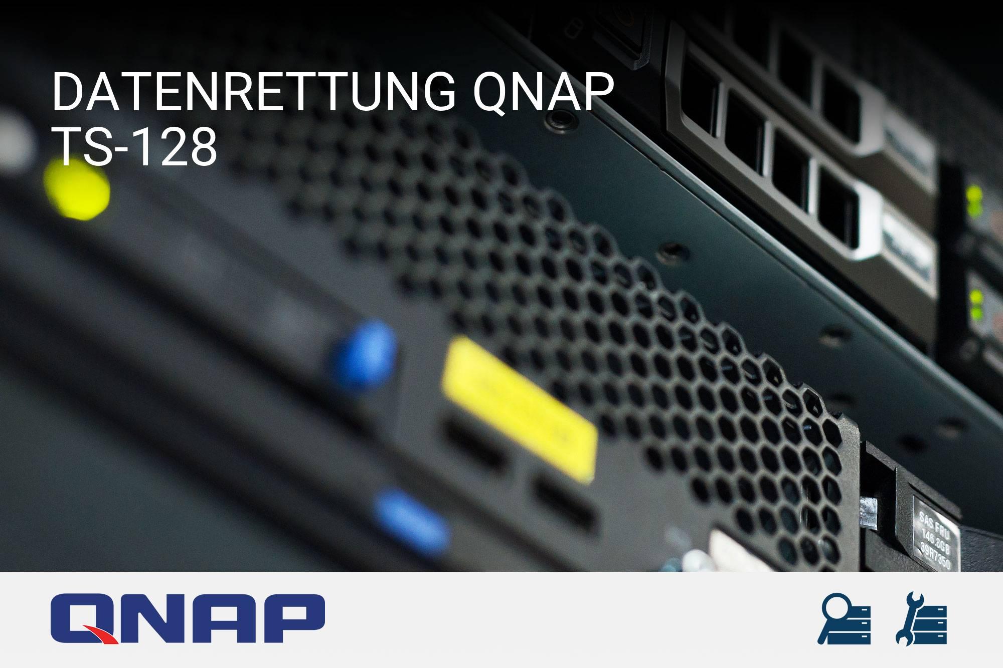 QNAP TS-128