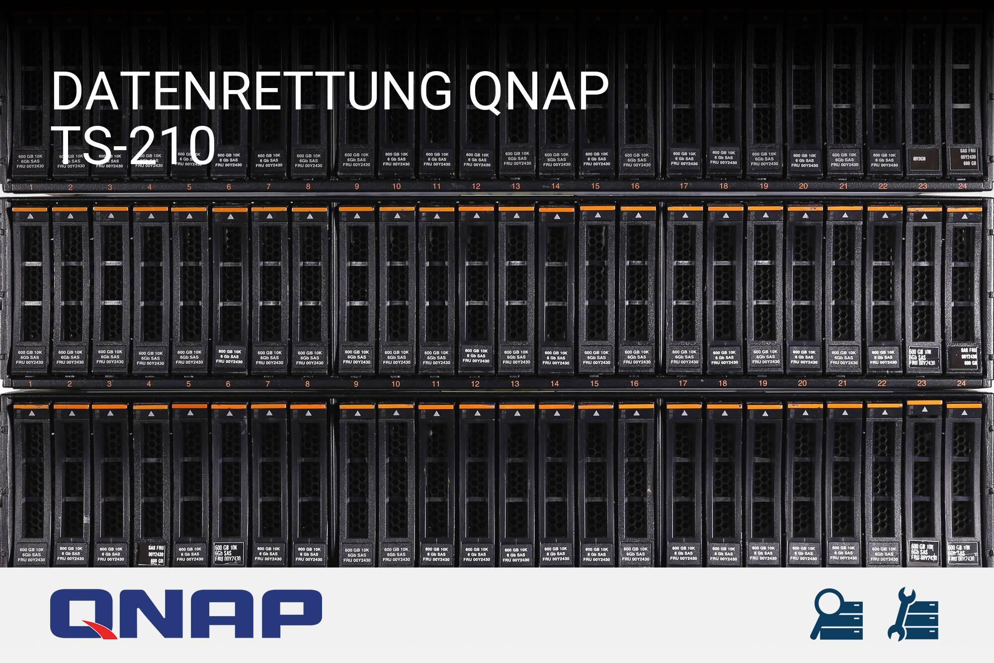 QNAP TS-210