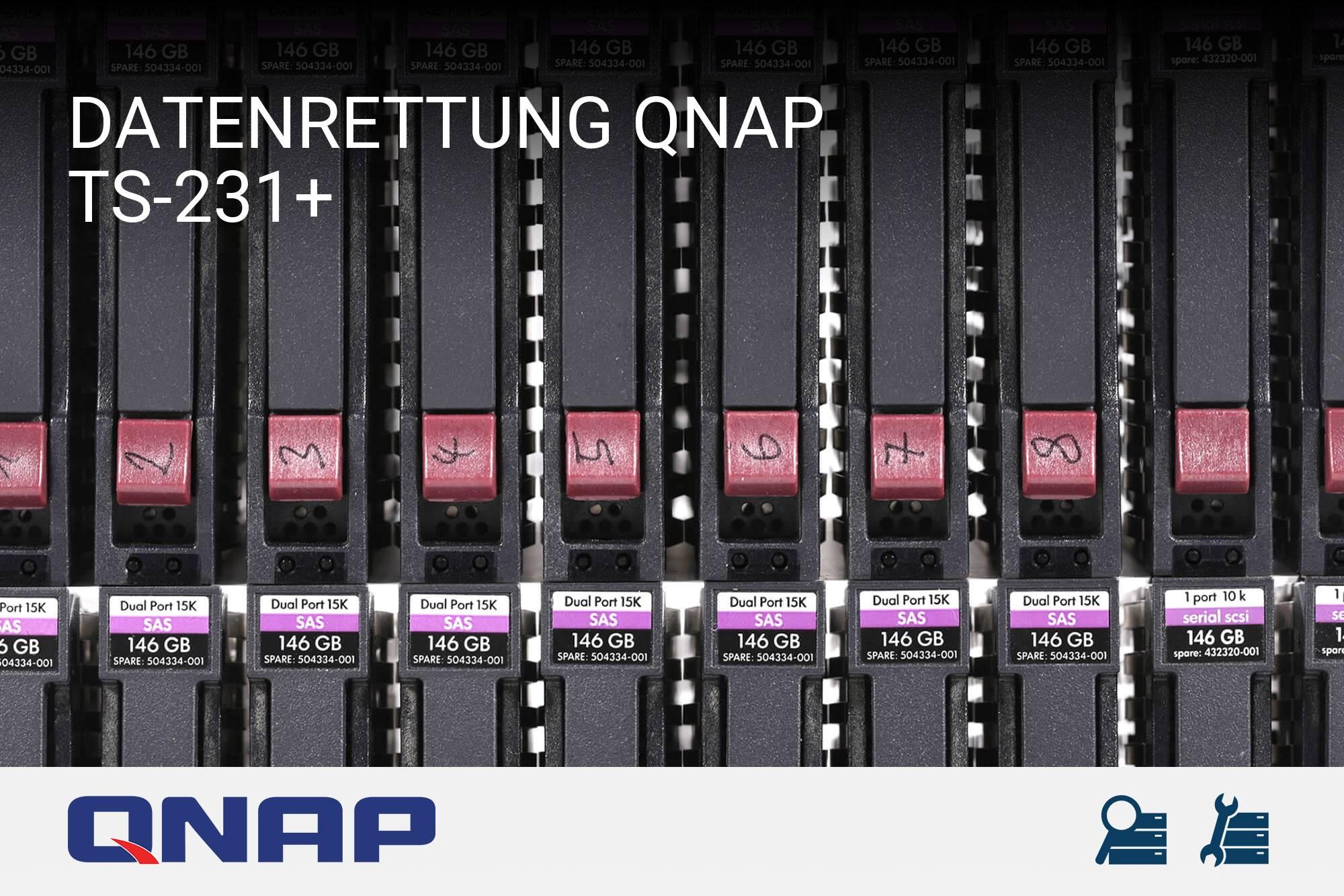QNAP TS-231+