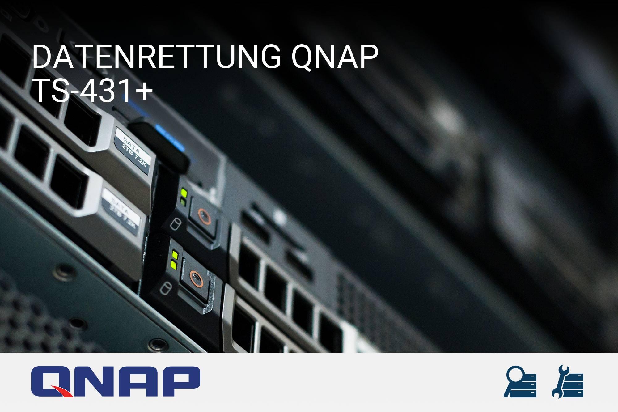 QNAP TS-431+