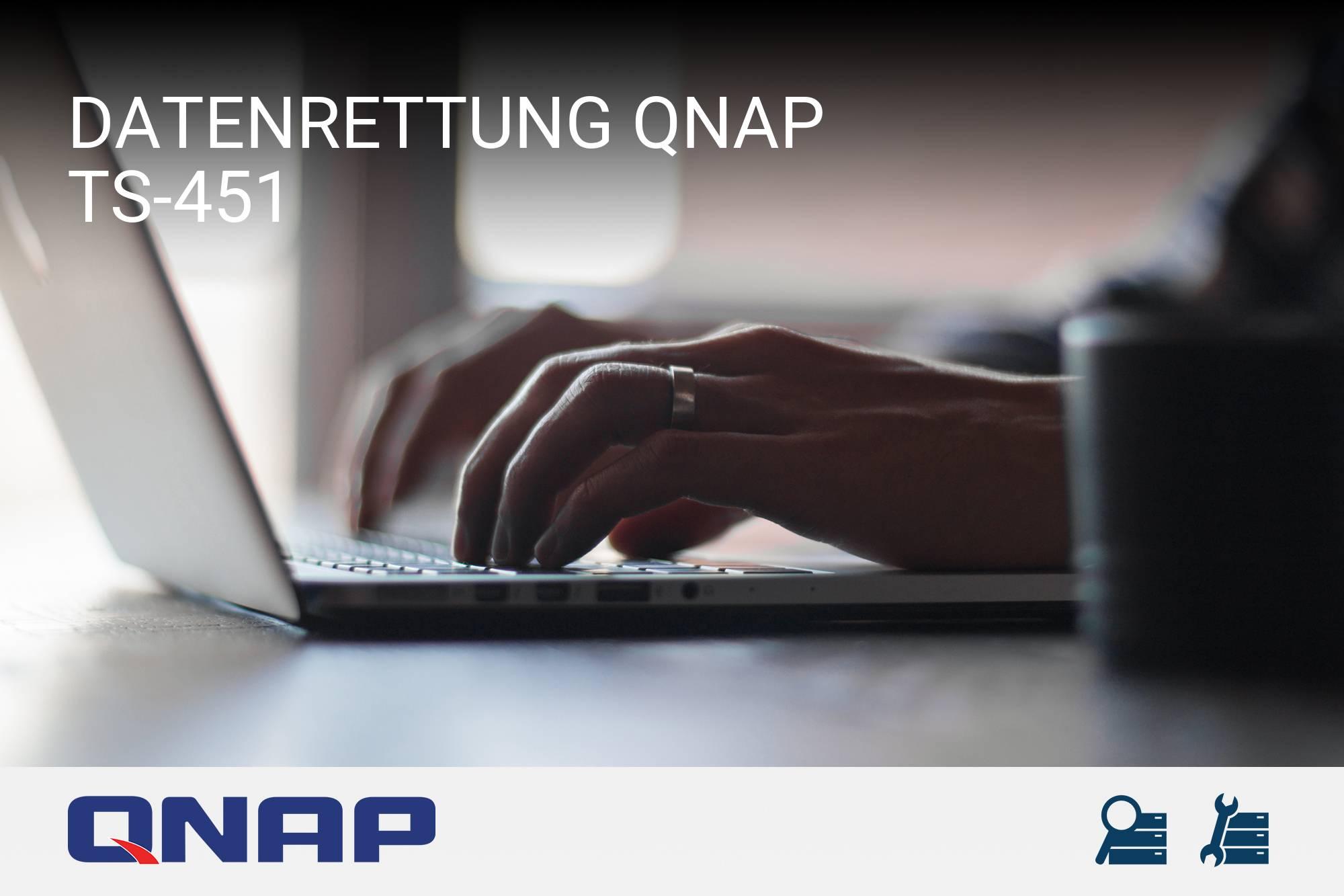 QNAP TS-451