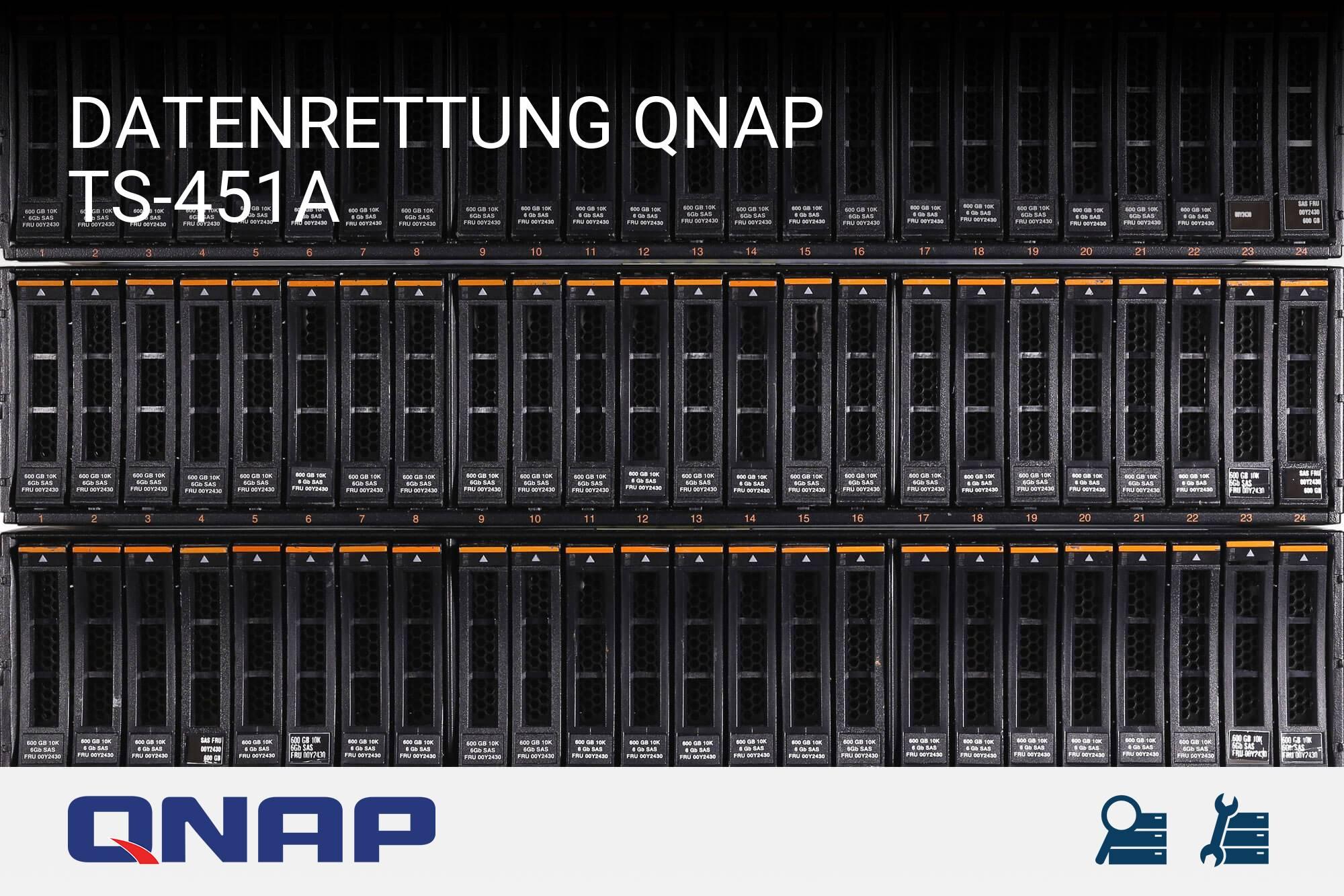 QNAP TS-451A