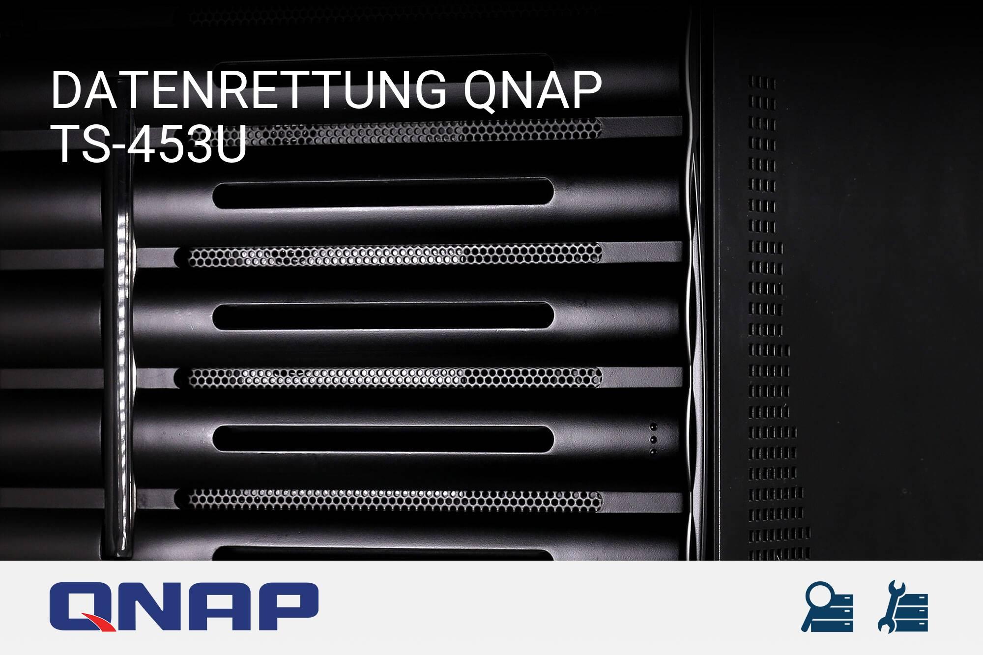QNAP TS-453U