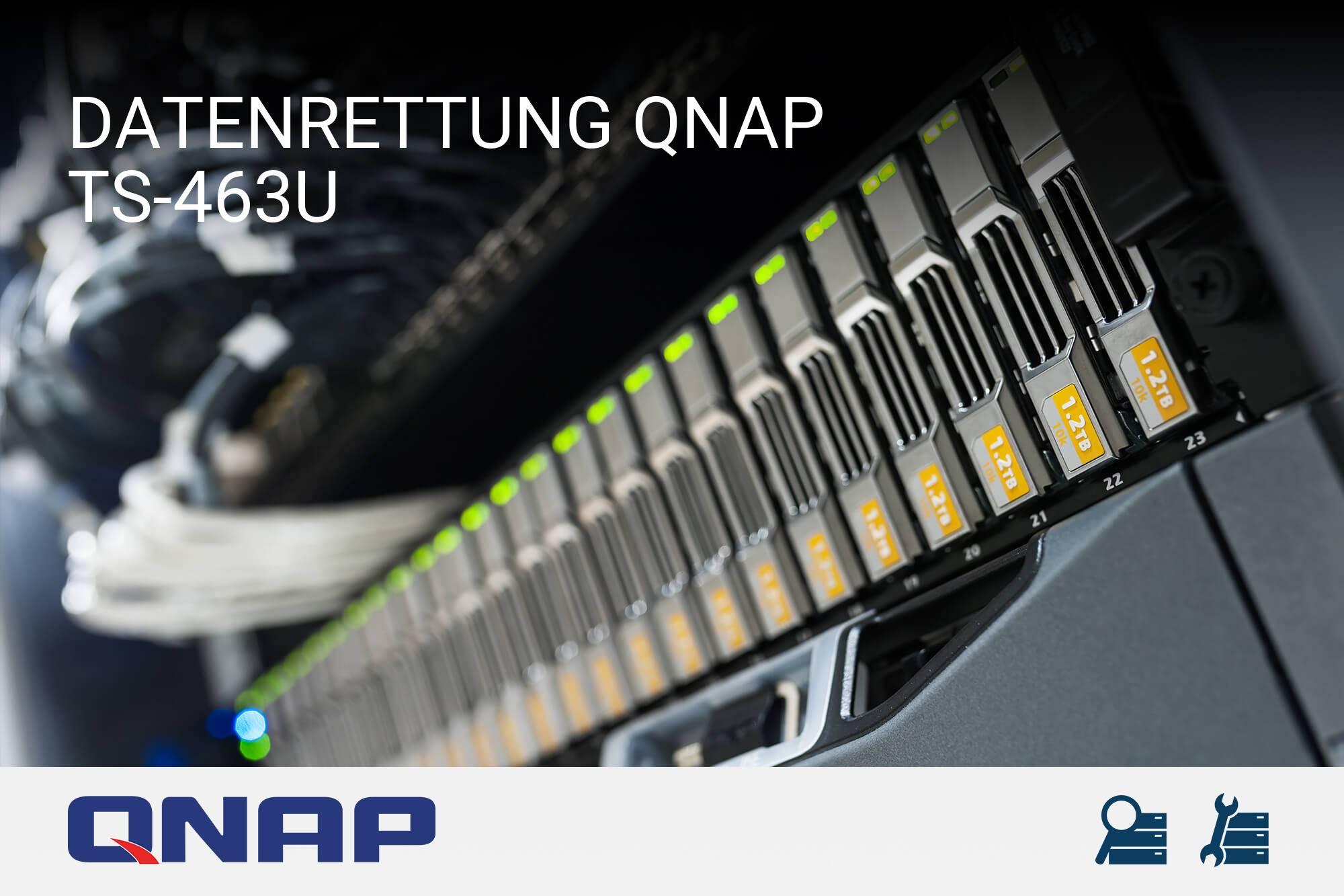 QNAP TS-463U