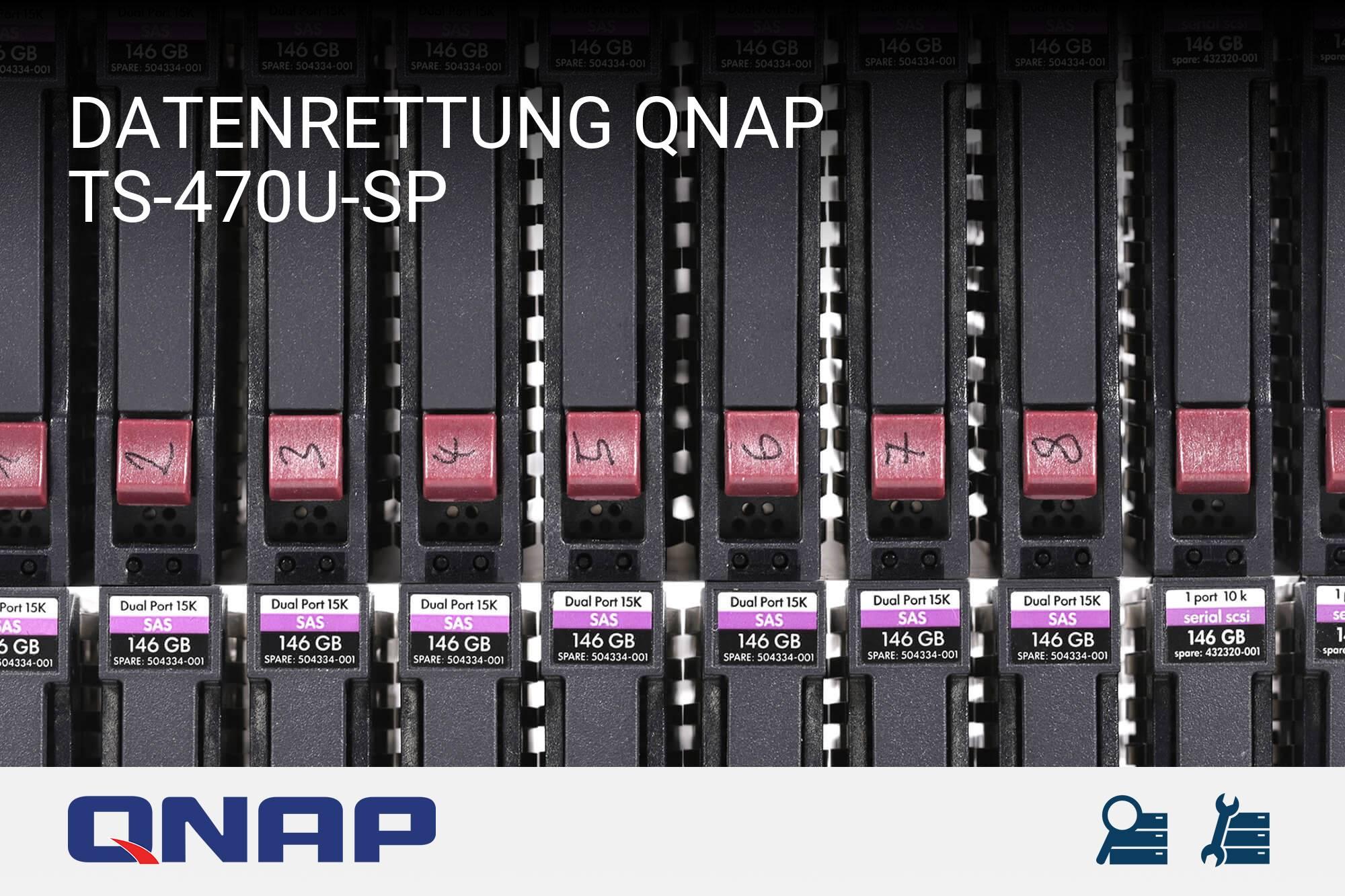 QNAP TS-470U-SP