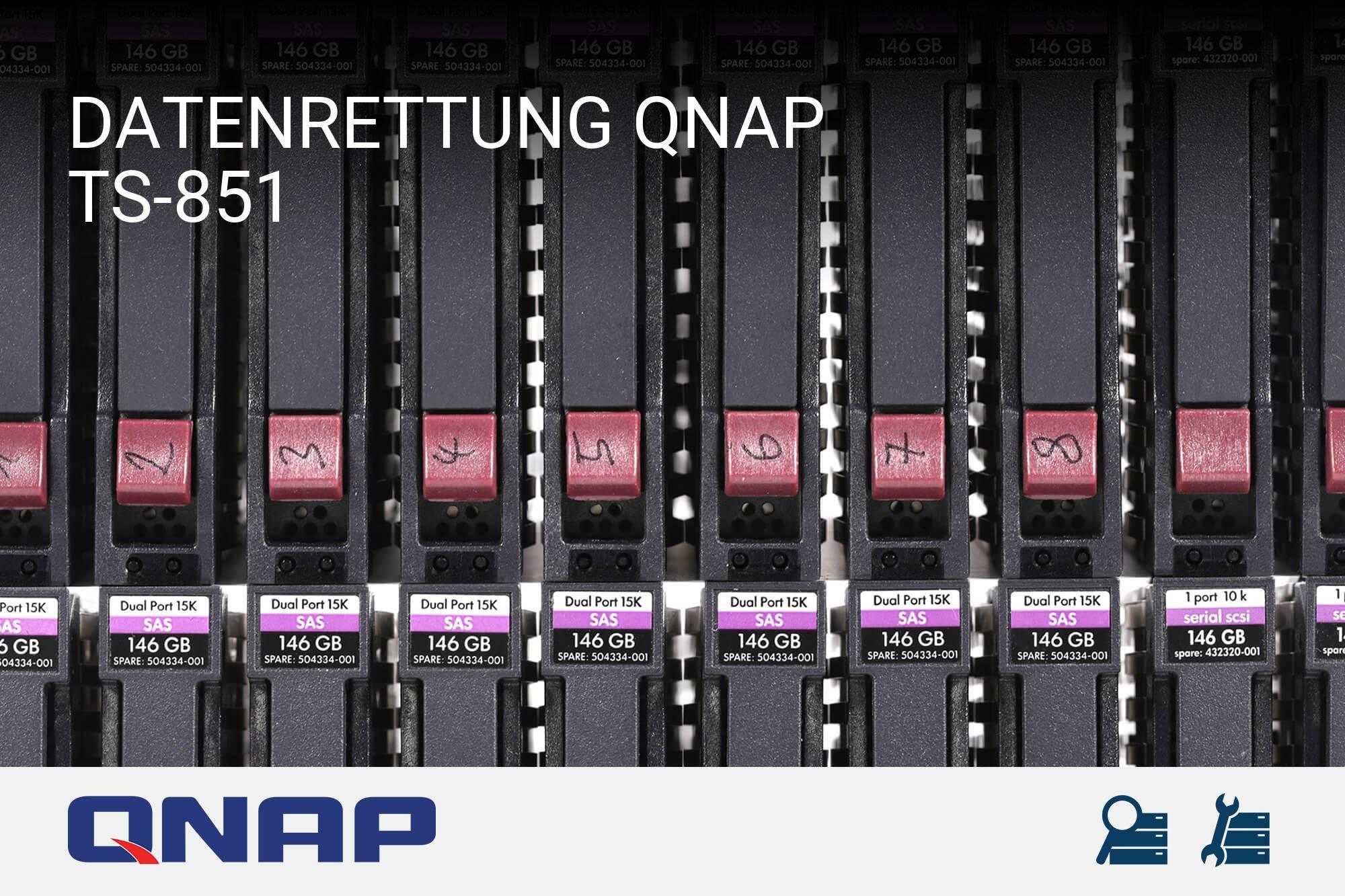 QNAP TS-851